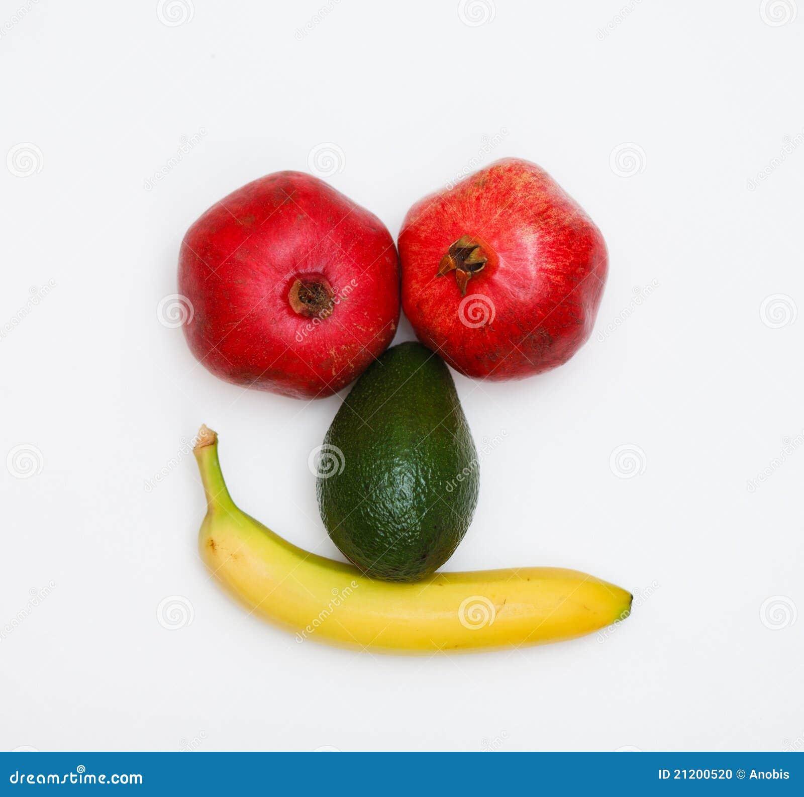 做的表面果子