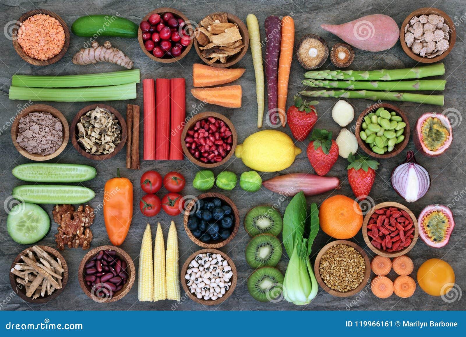 健康吃的健康食品