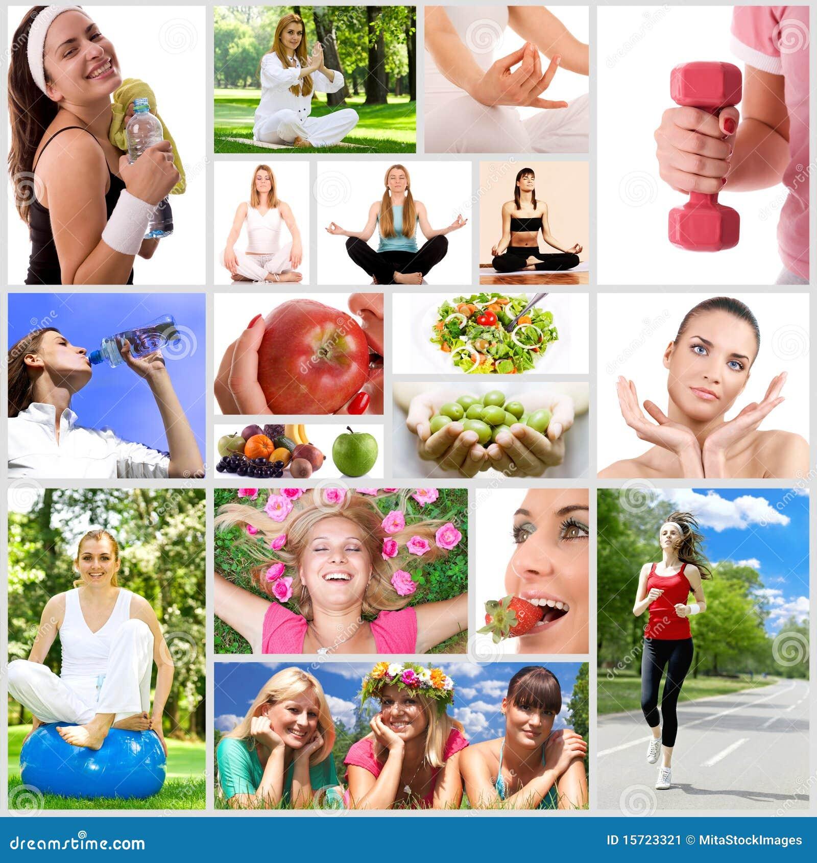 健康生活方式