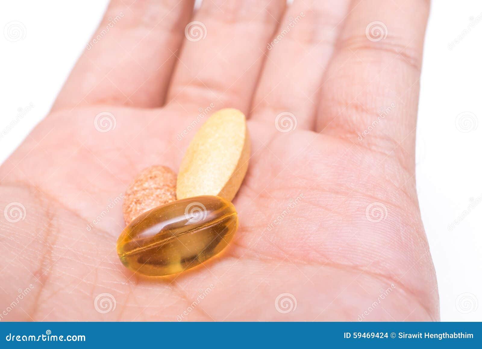 健康生活方式、医学、营养补充和人们