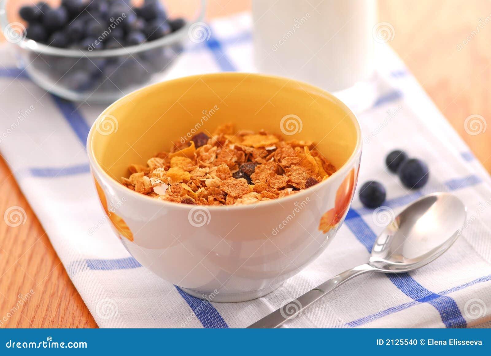 健康的早餐
