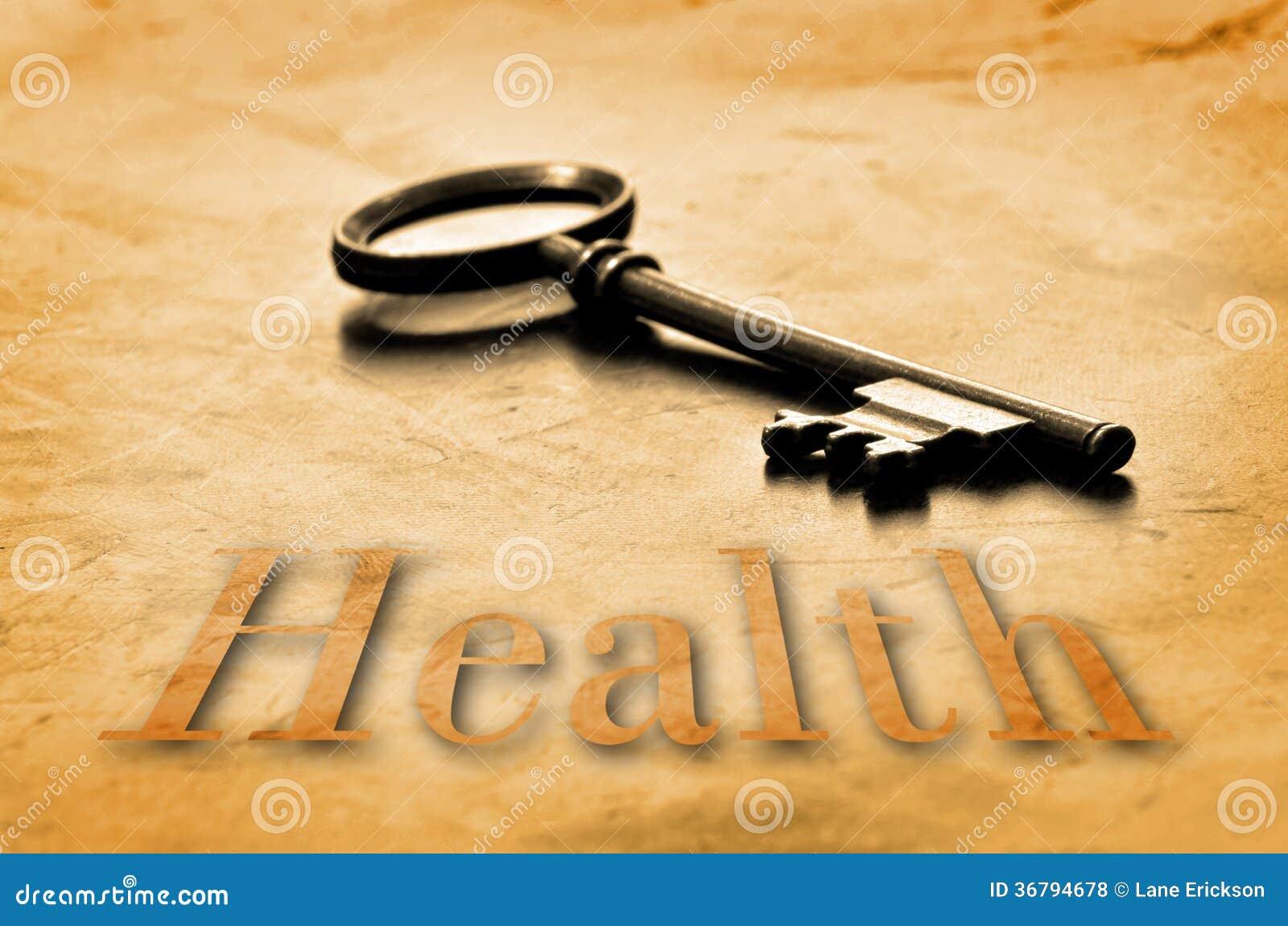 健康的钥匙