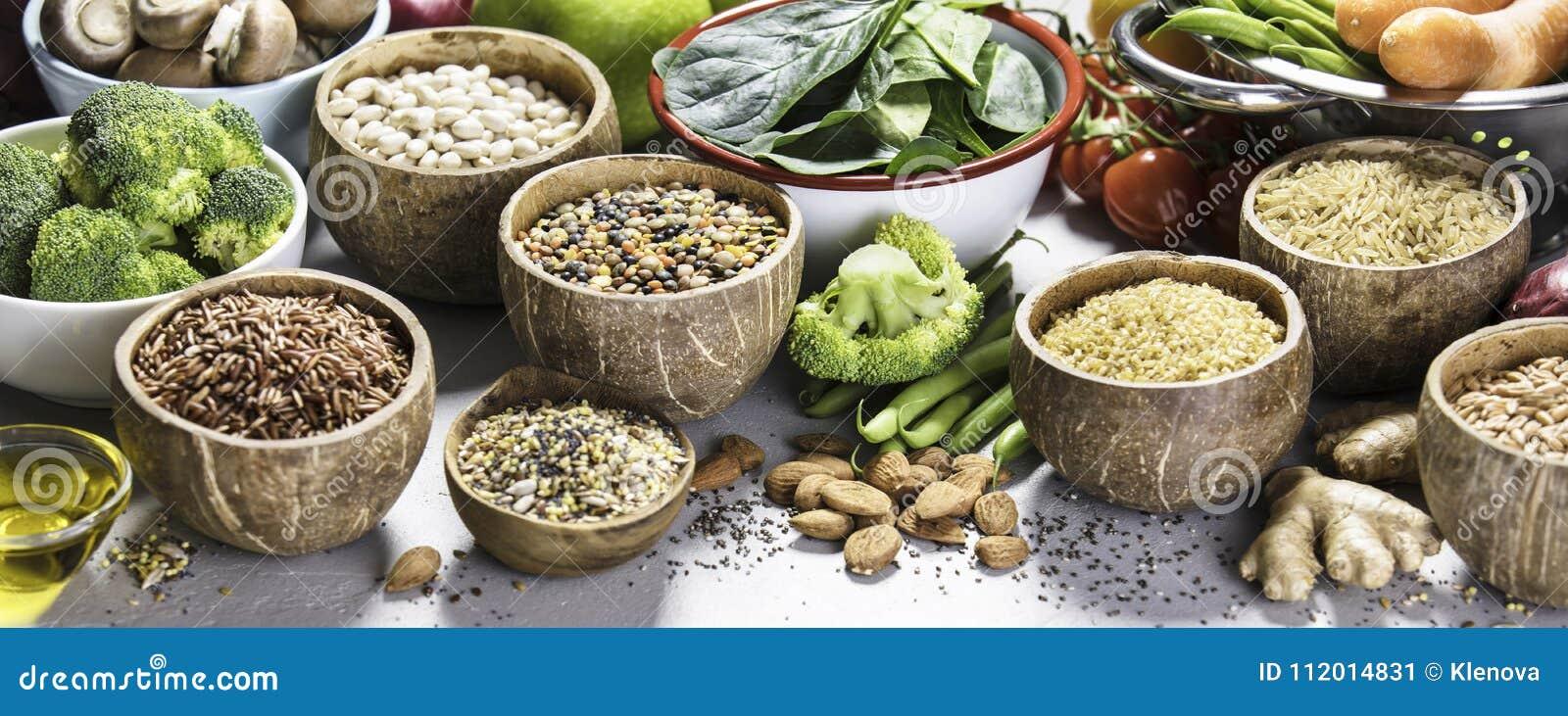 健康食品概念