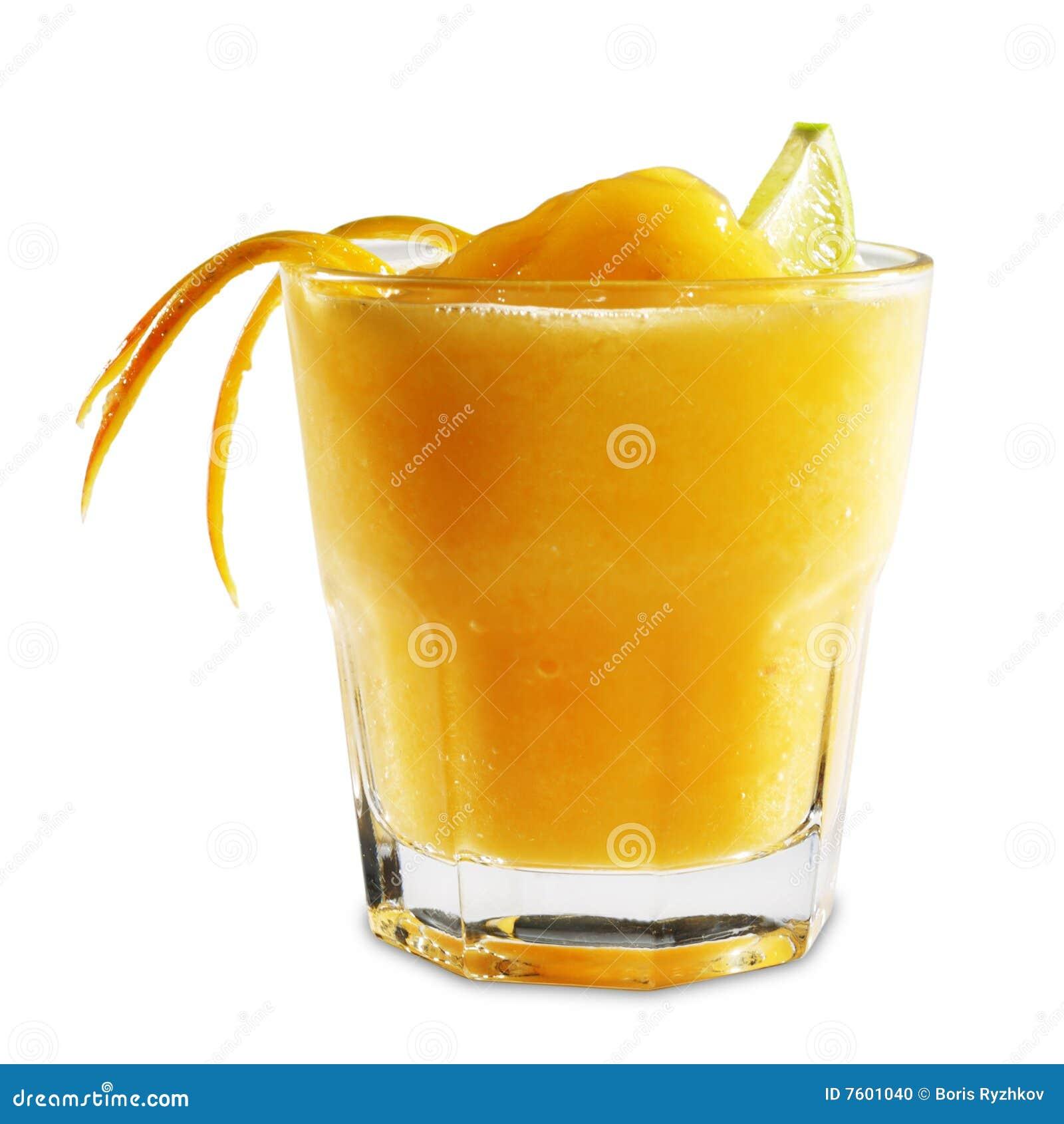 健康cocktai的果子