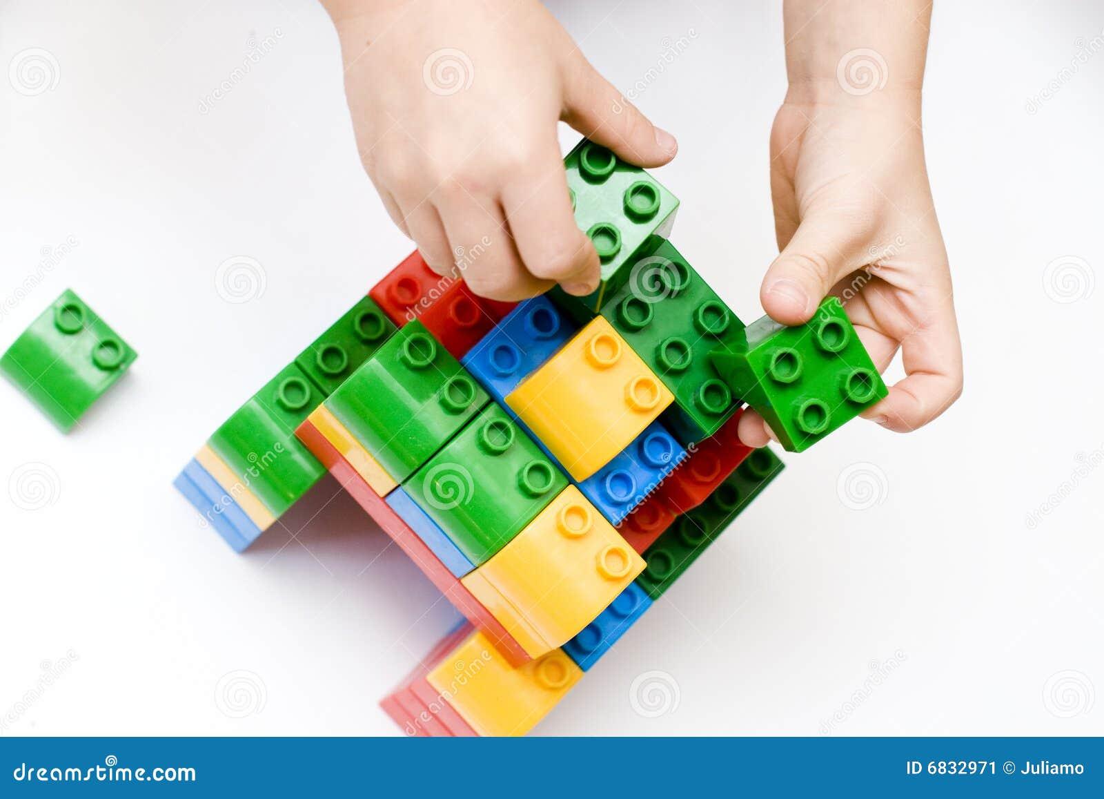 儿童建设者使用
