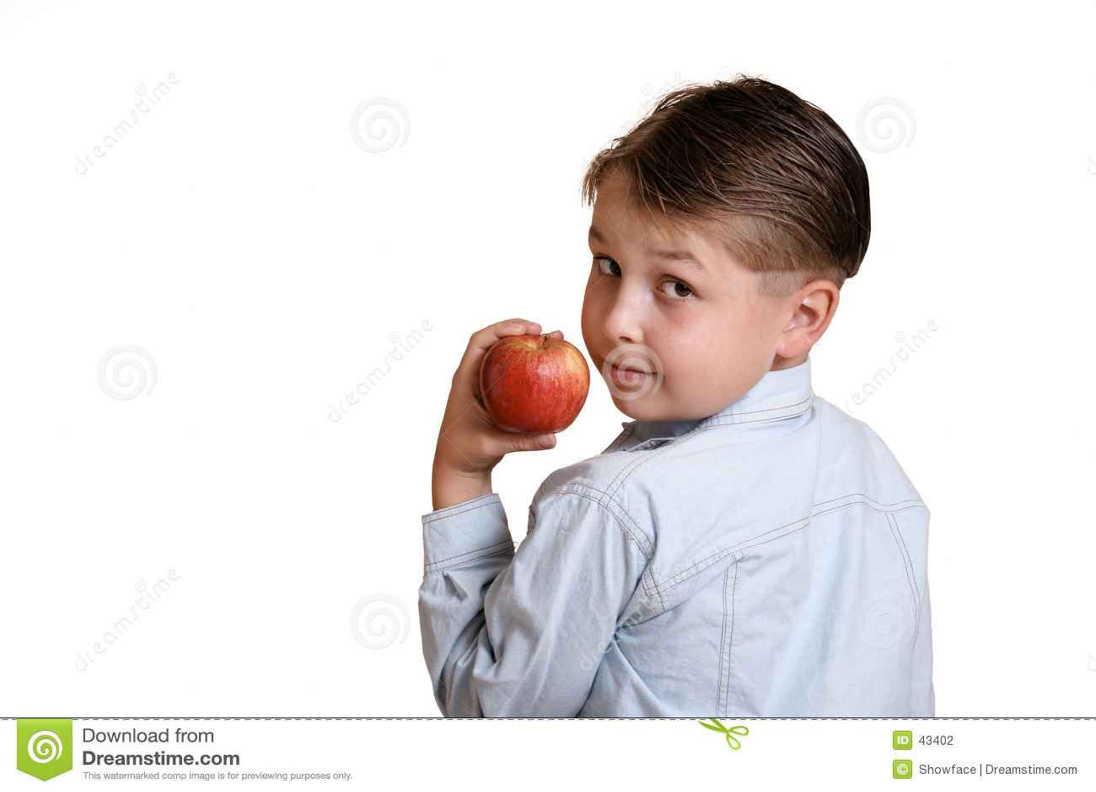 儿童果子藏品