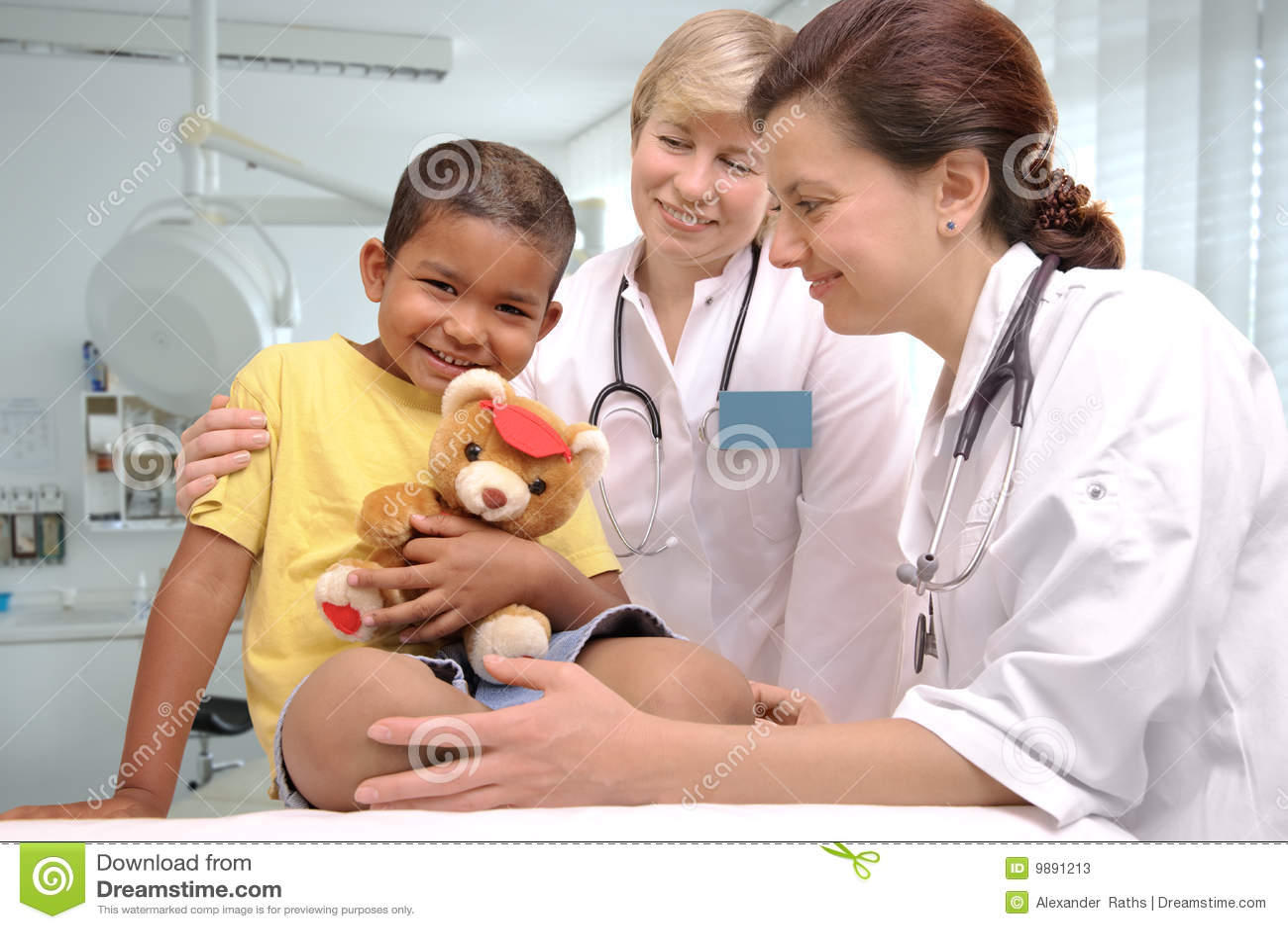 儿童的医生