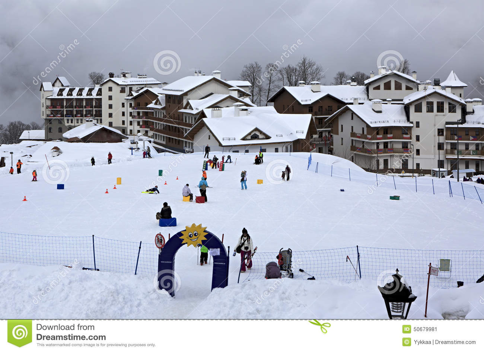 Download 儿童的Roza Khutor高原的滑雪学校 编辑类照片. 图片 包括有 布琼布拉, 实现, 本质, 旅游业 - 50679981