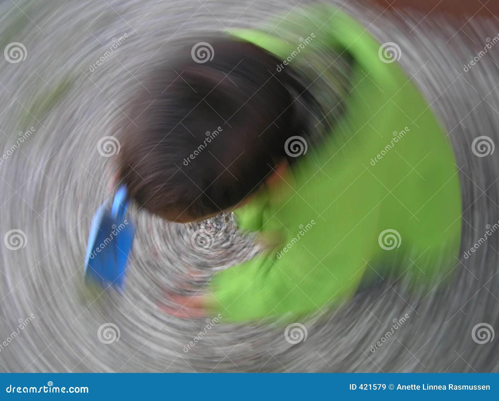 儿童龙卷风