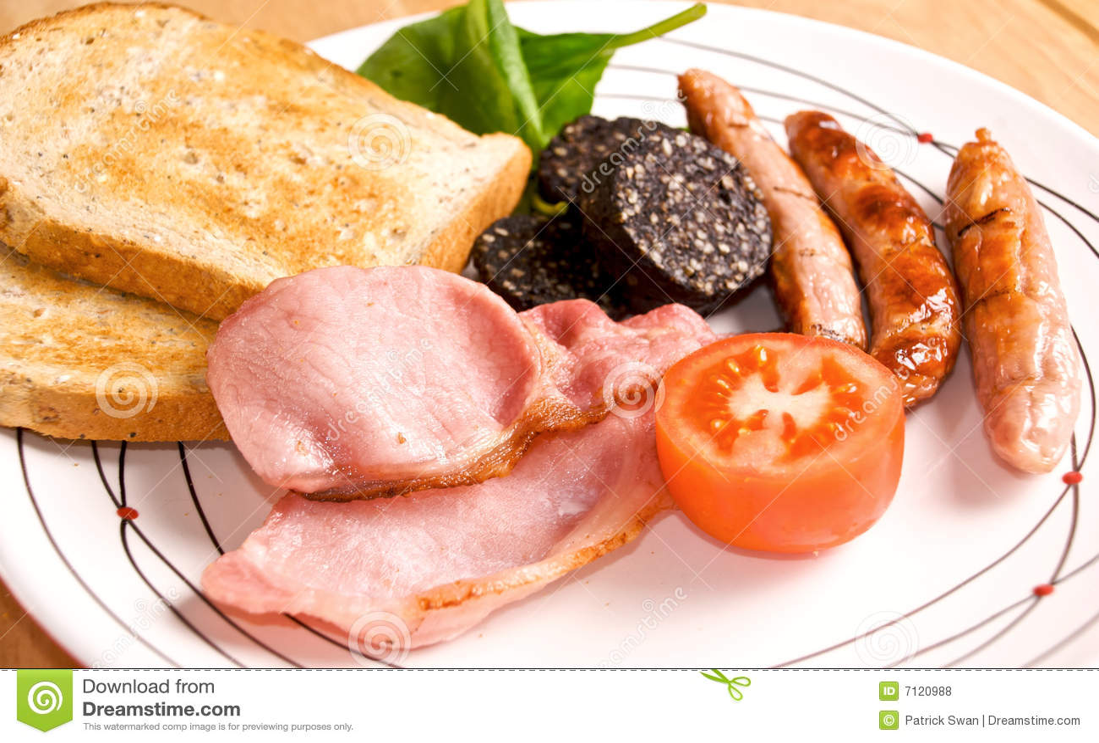 充分早餐爱尔兰语