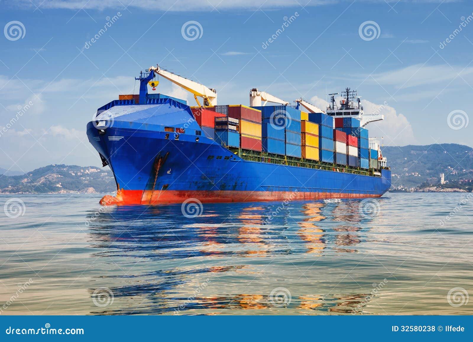 充分货船容器