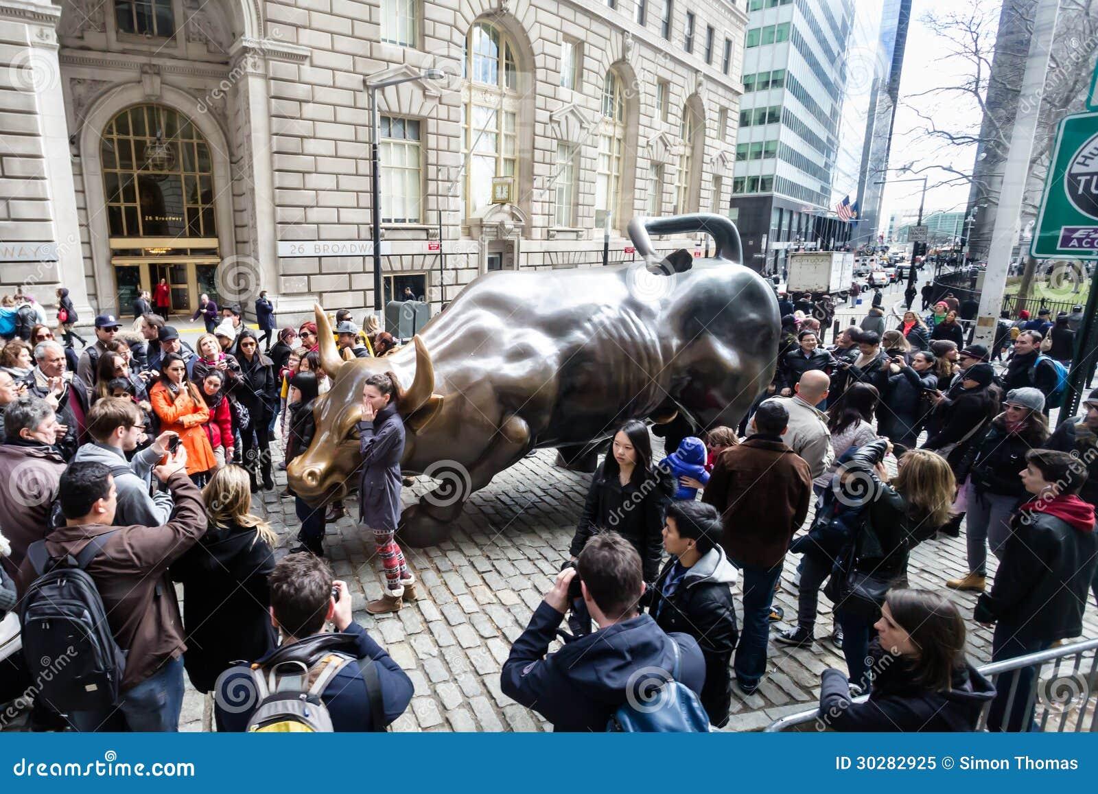华尔街公牛