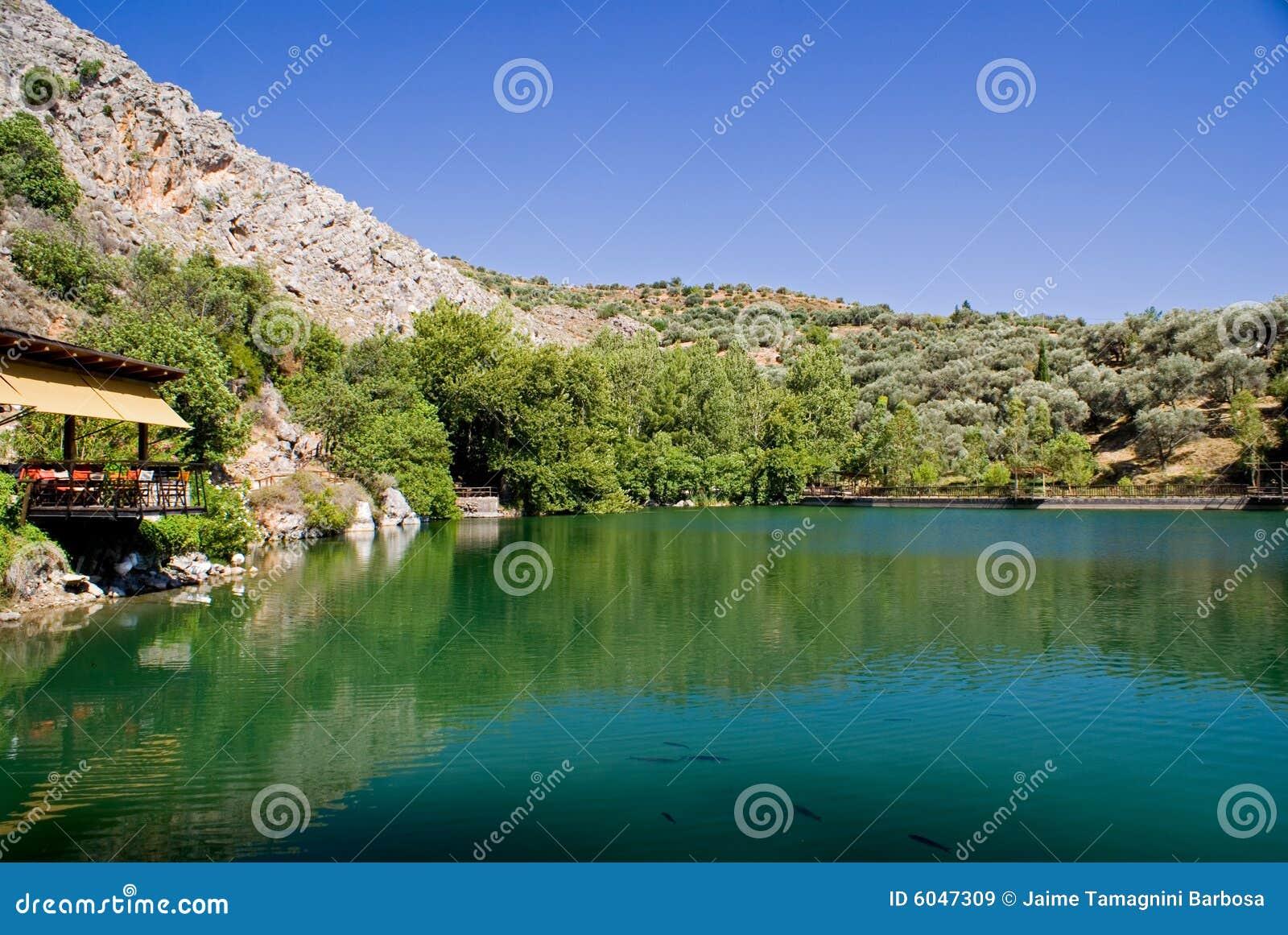 克利特希腊湖zaros