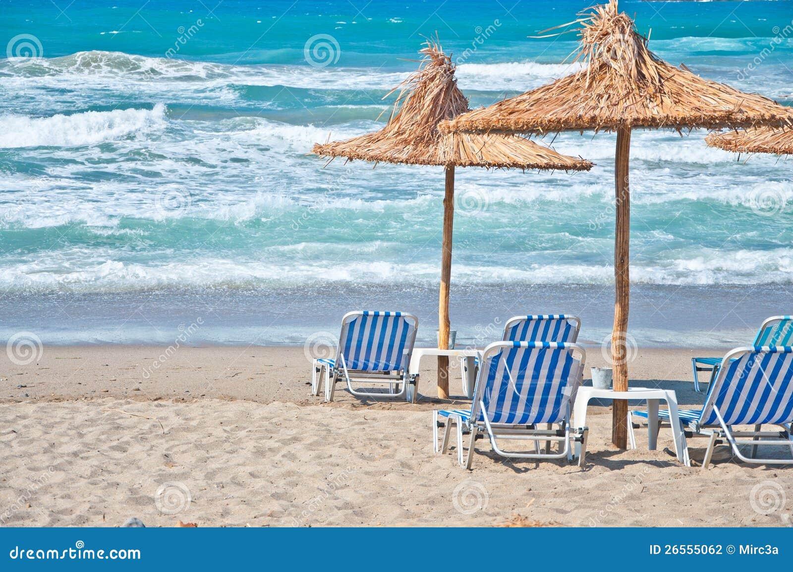 克利特海滩