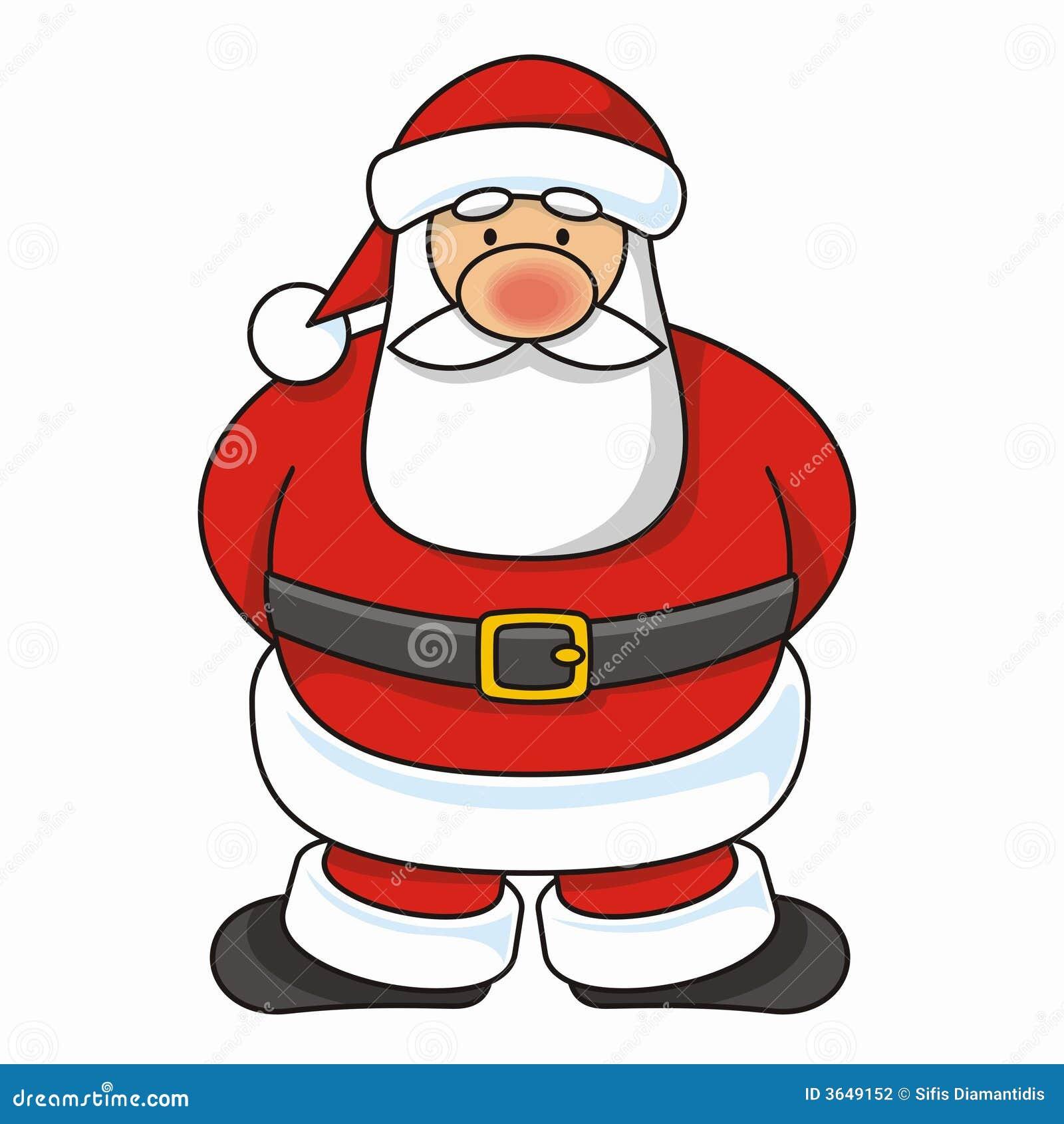克劳斯・圣诞老人向量