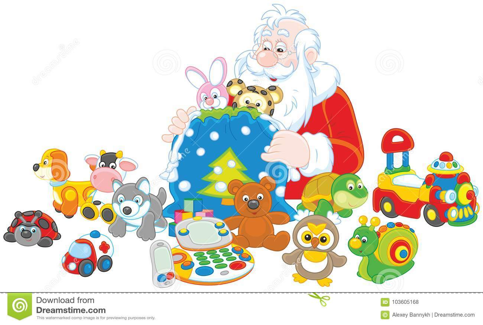 克劳斯礼品圣诞老人