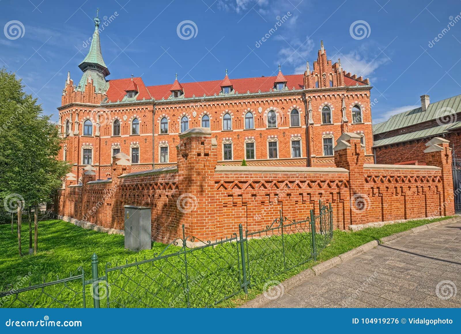 克拉科夫,克拉科夫,波兰大主教管区温床大厦