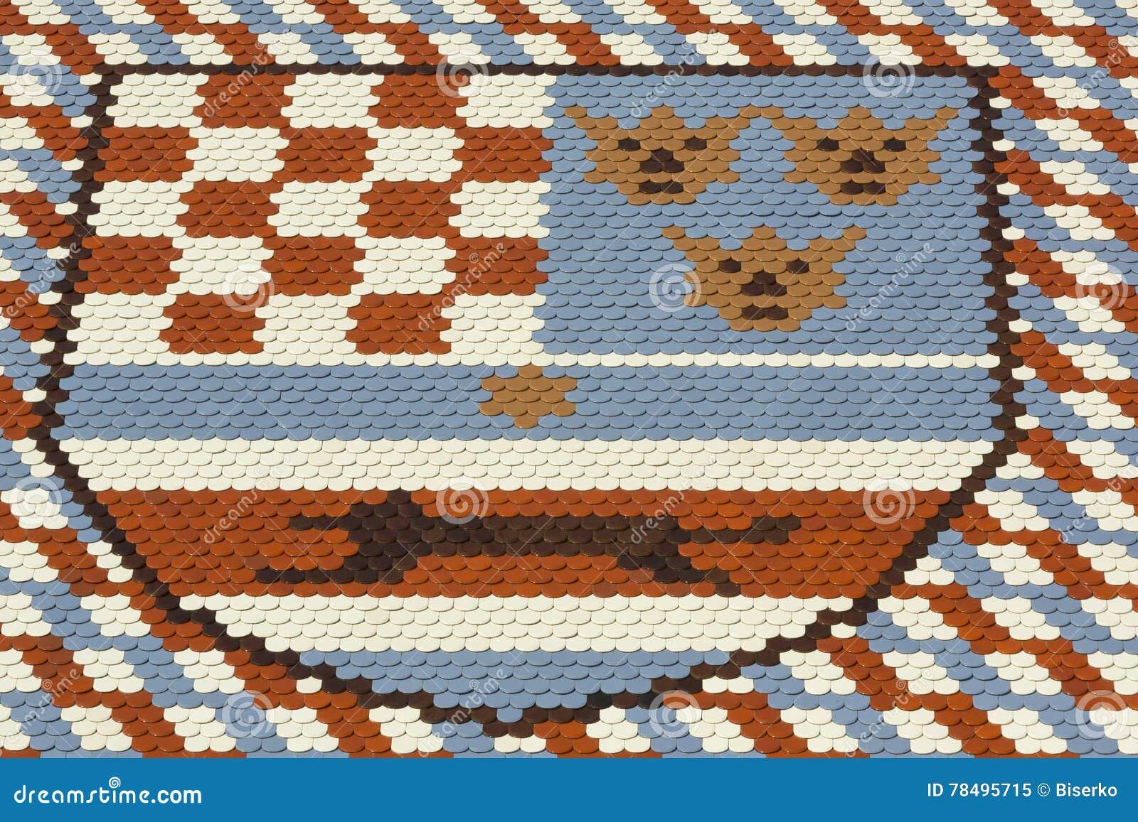 克罗地亚徽章