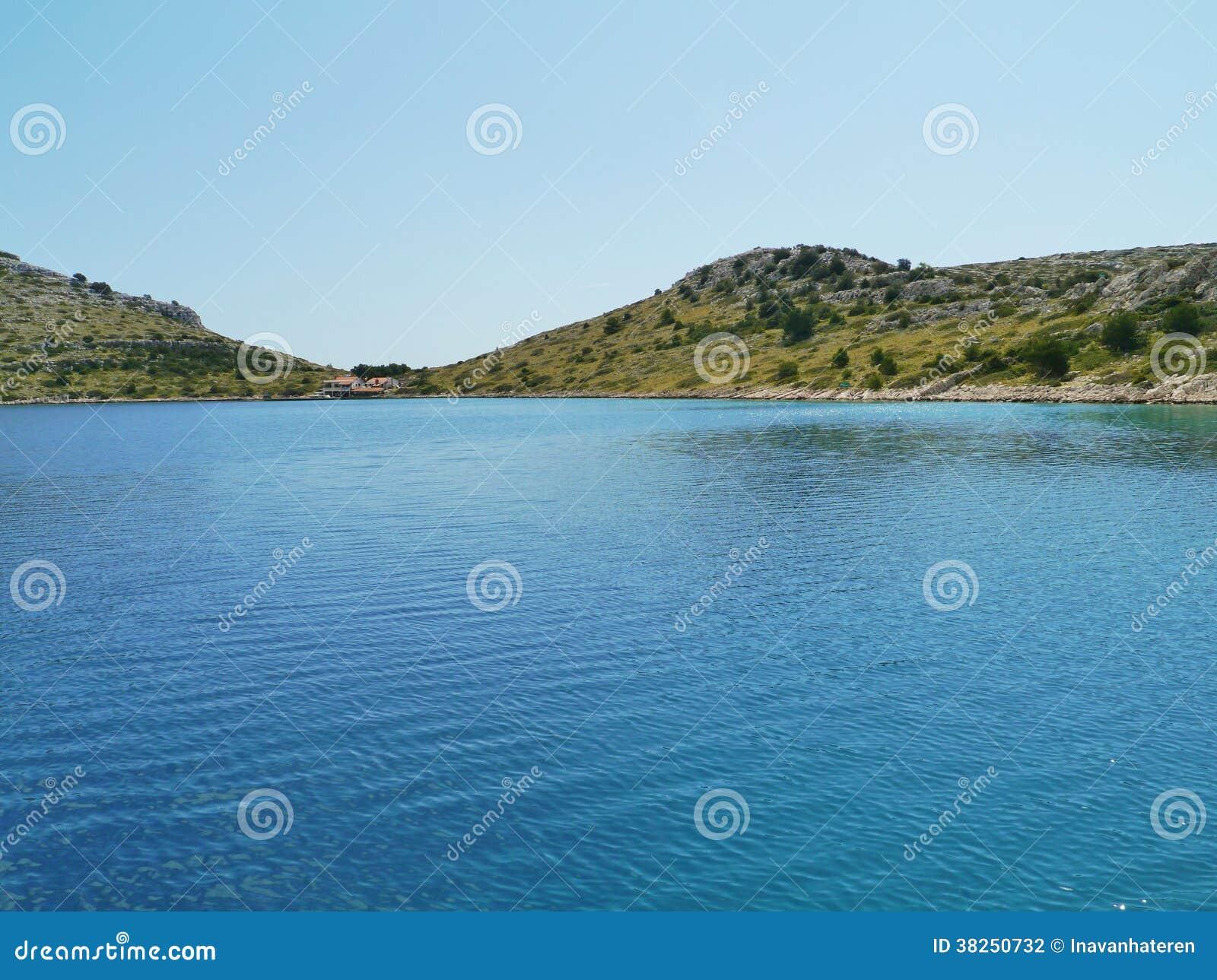 克罗地亚Statival海湾的解决