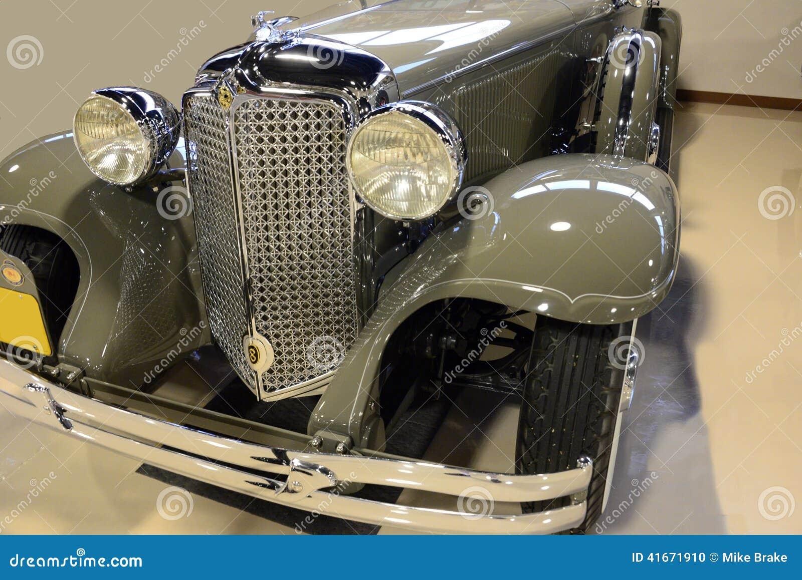 1931年克莱斯勒CG皇家双重车辕敞蓬旅游车