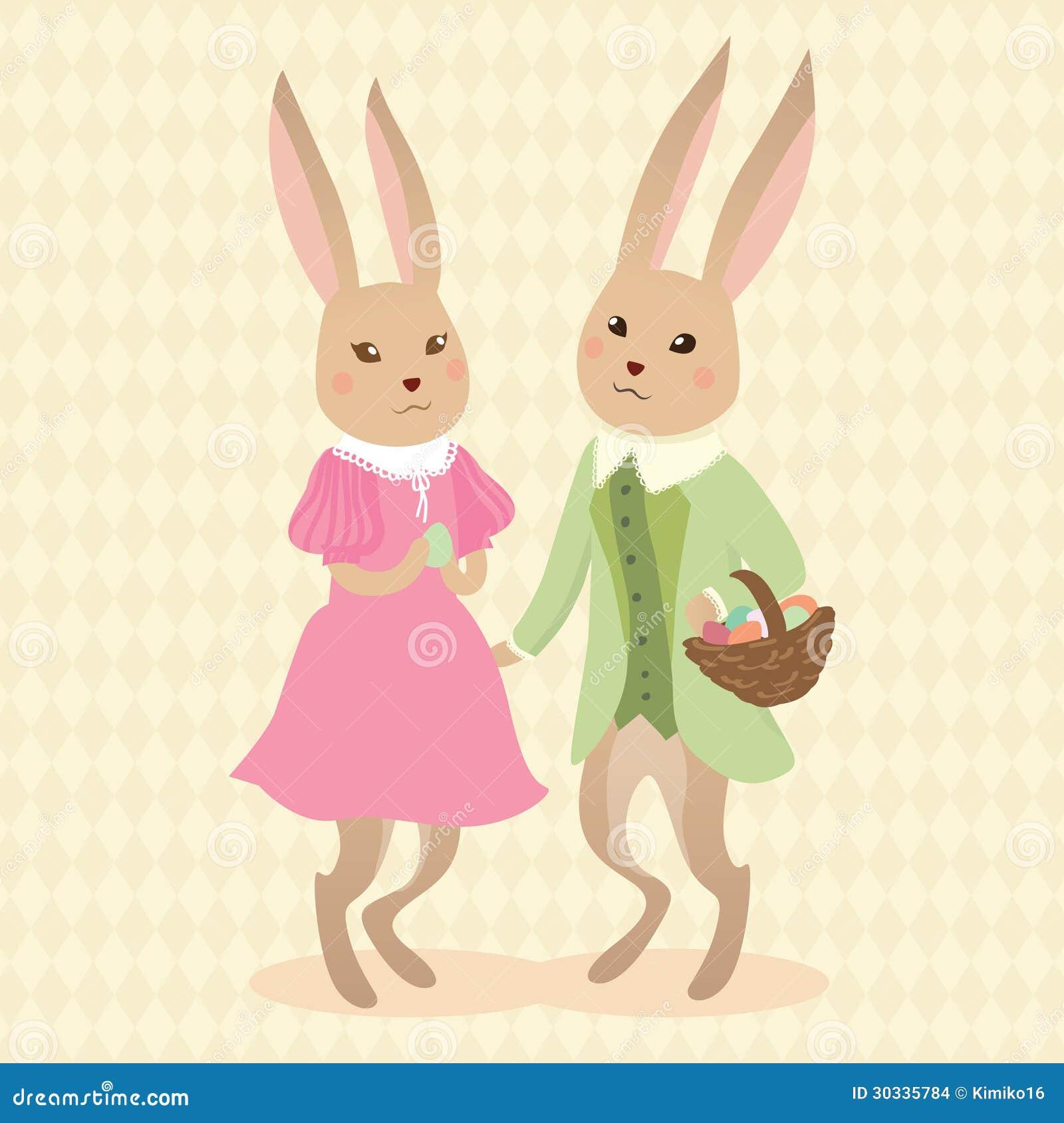 兔子用在busket的鸡蛋