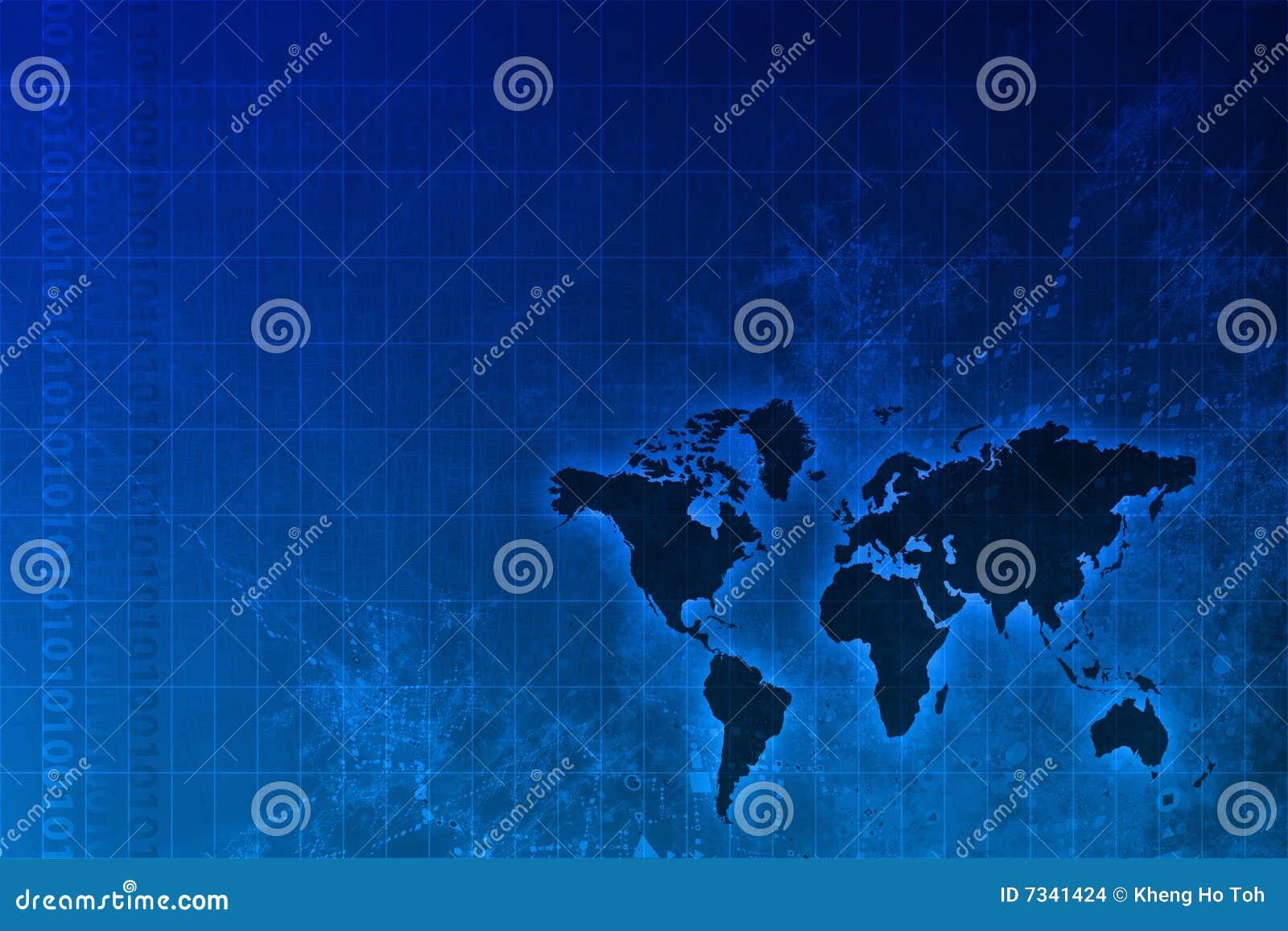 全世界抽象公司发展