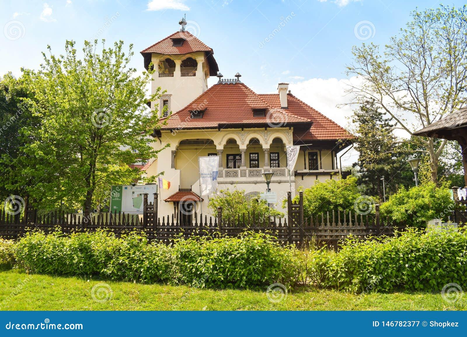 全国美术馆-布加勒斯特,罗马尼亚- 04 05 2019?