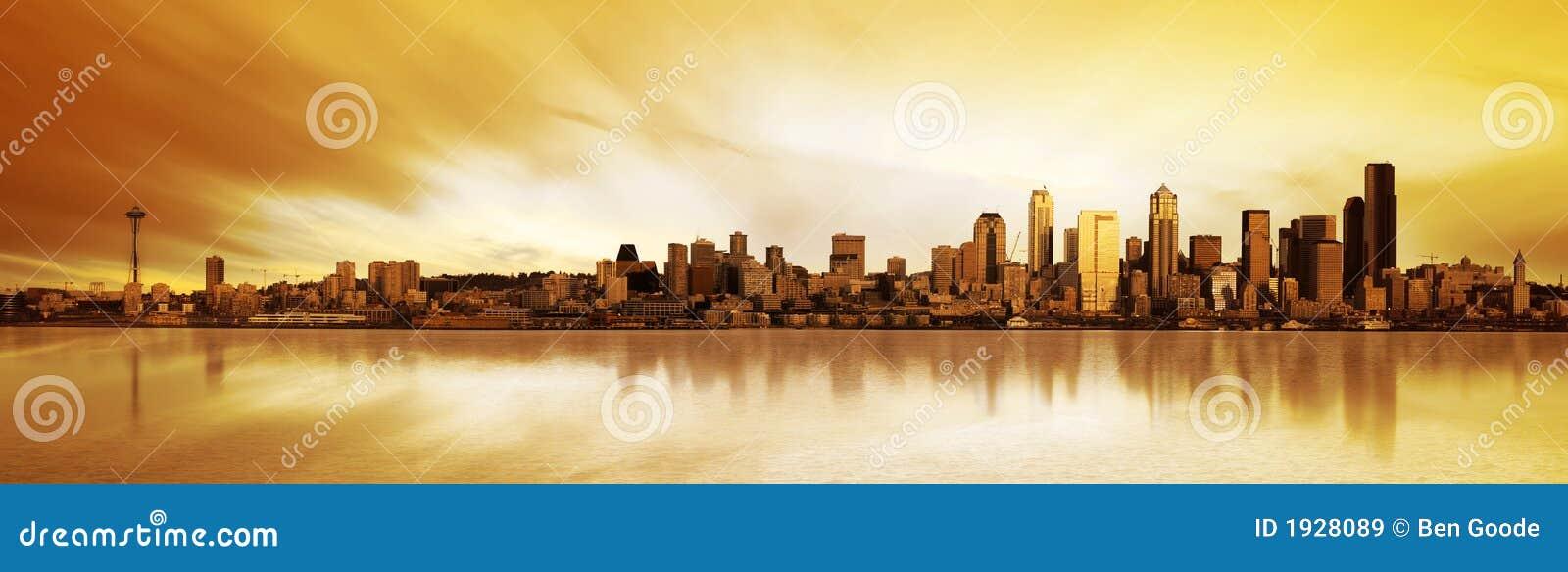 全景西雅图