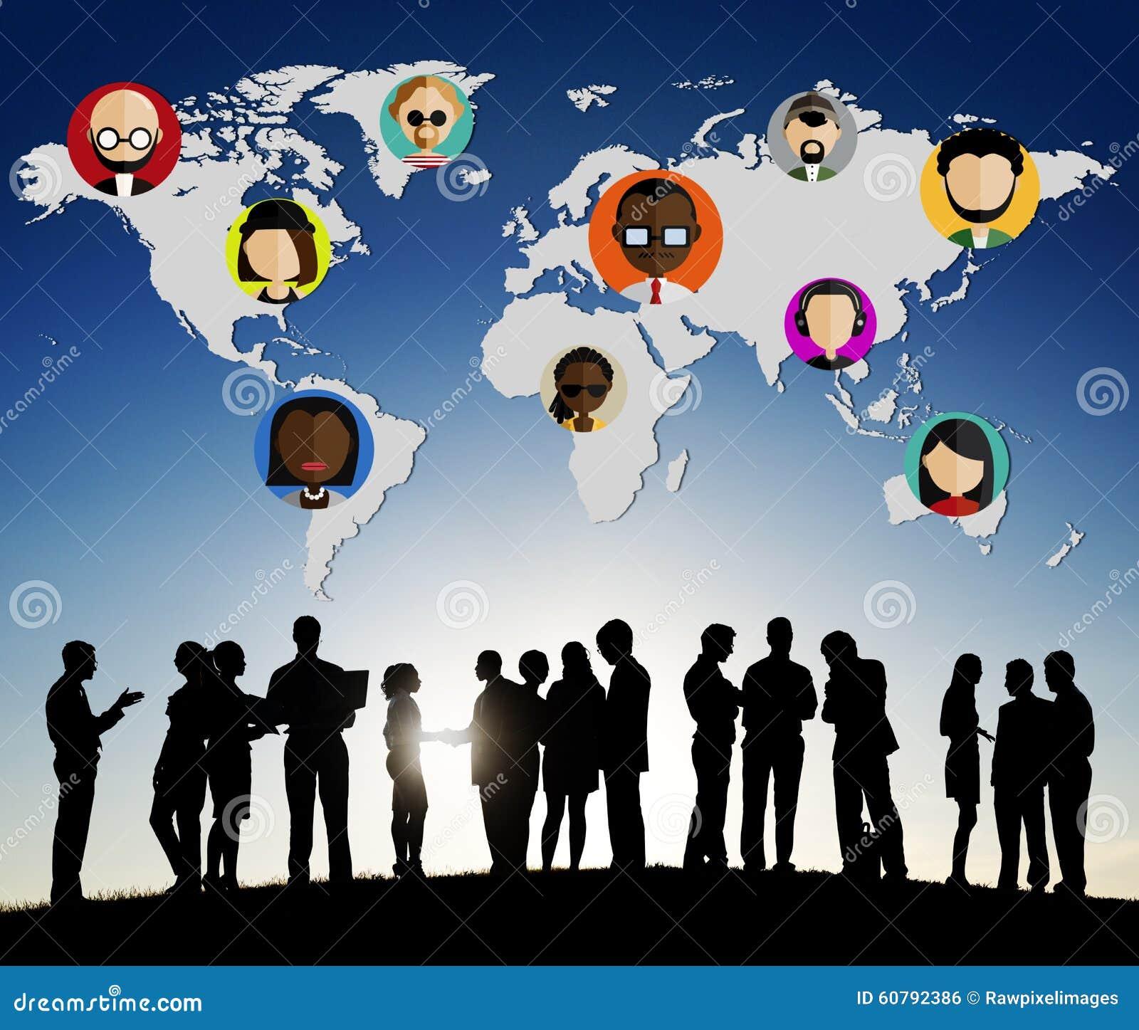 全球性公共世界人民国际国籍概念