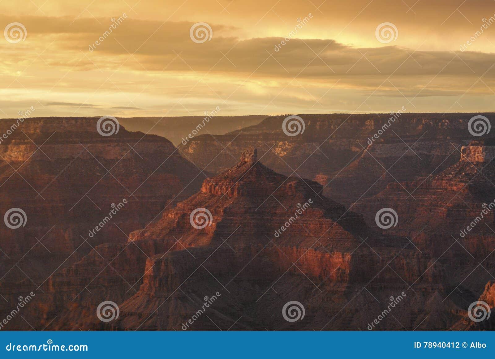 全部的峡谷
