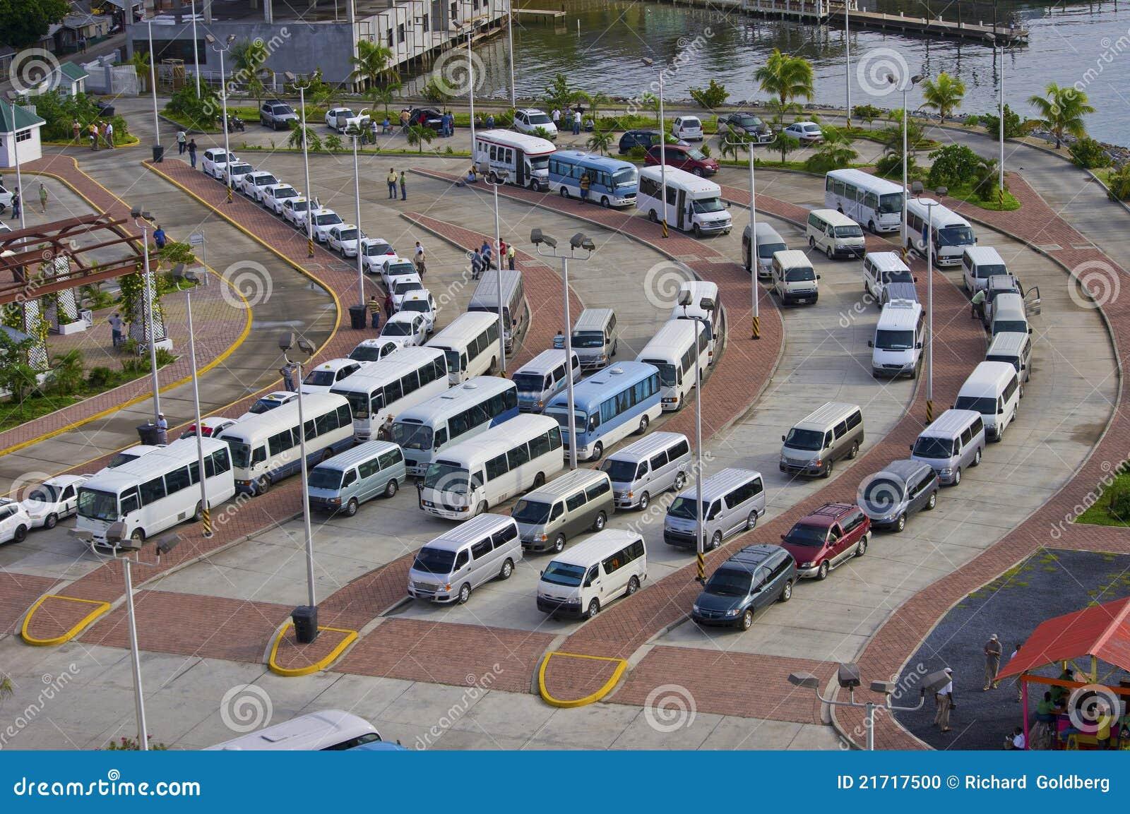 公共汽车浏览