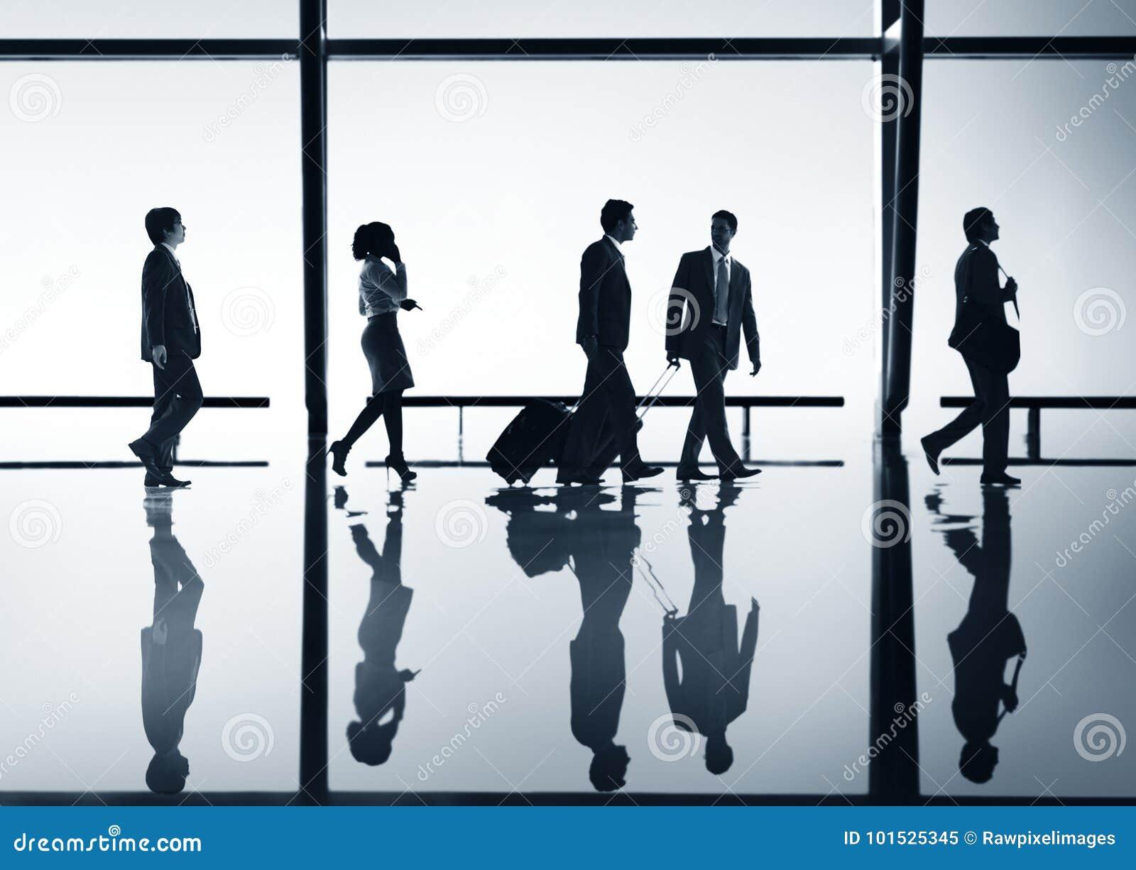 公司业务旅行人世界