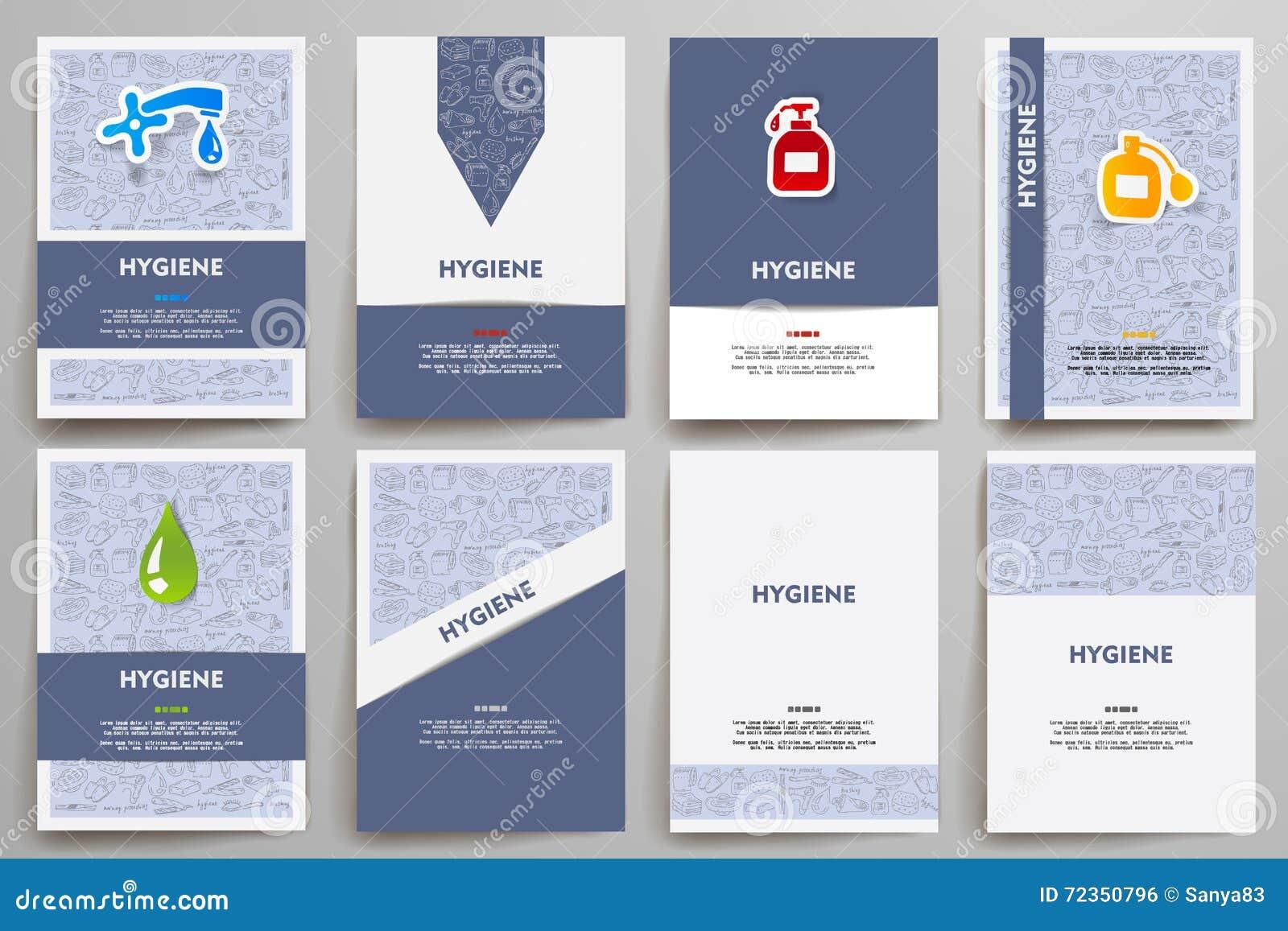 公司本体传染媒介模板设置了与乱画卫生学题材