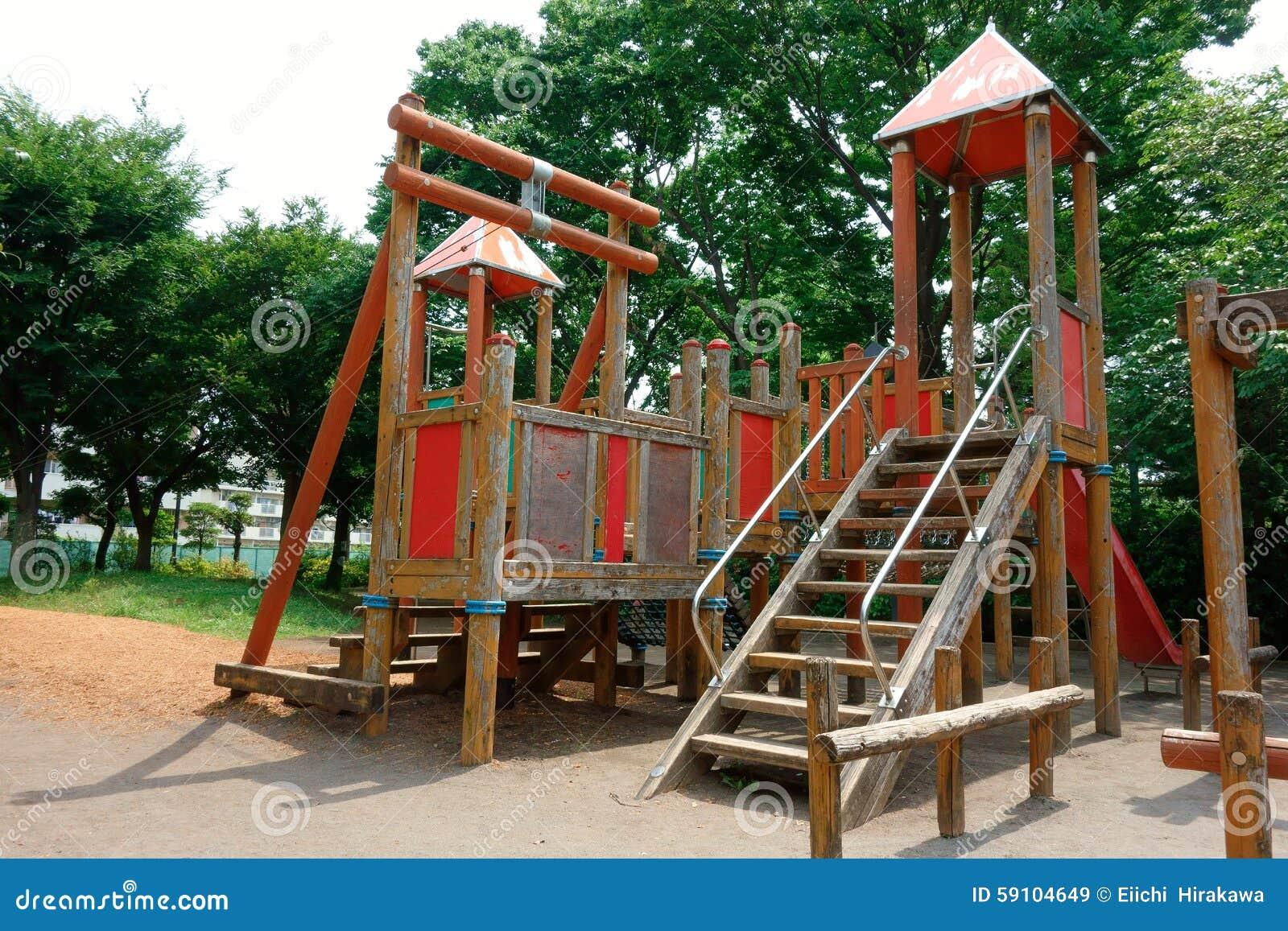 公园娱乐设施