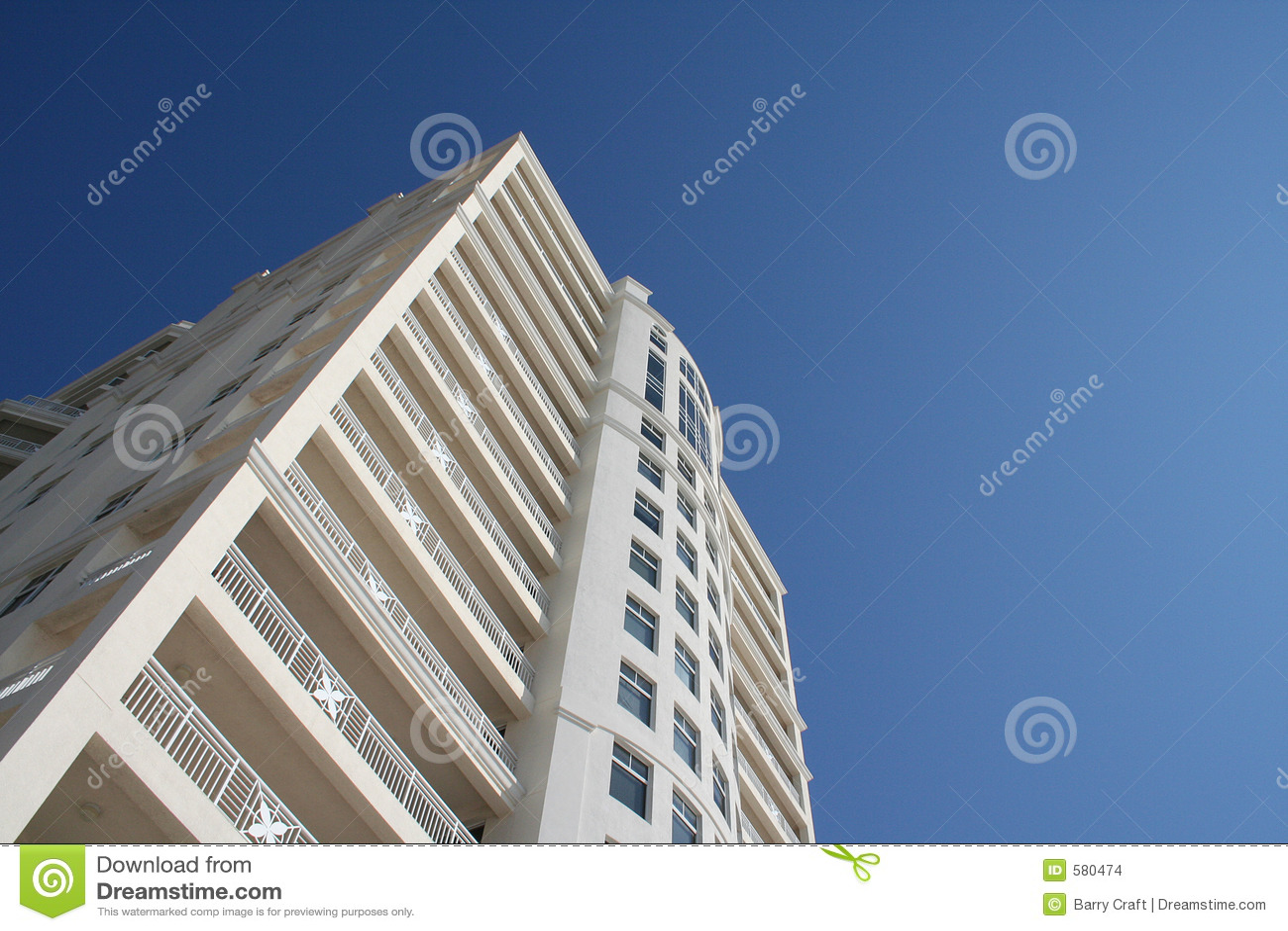 公寓房高层