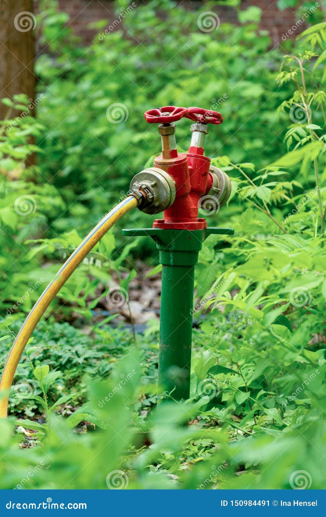 公开绿地和公园的专业灌溉系统