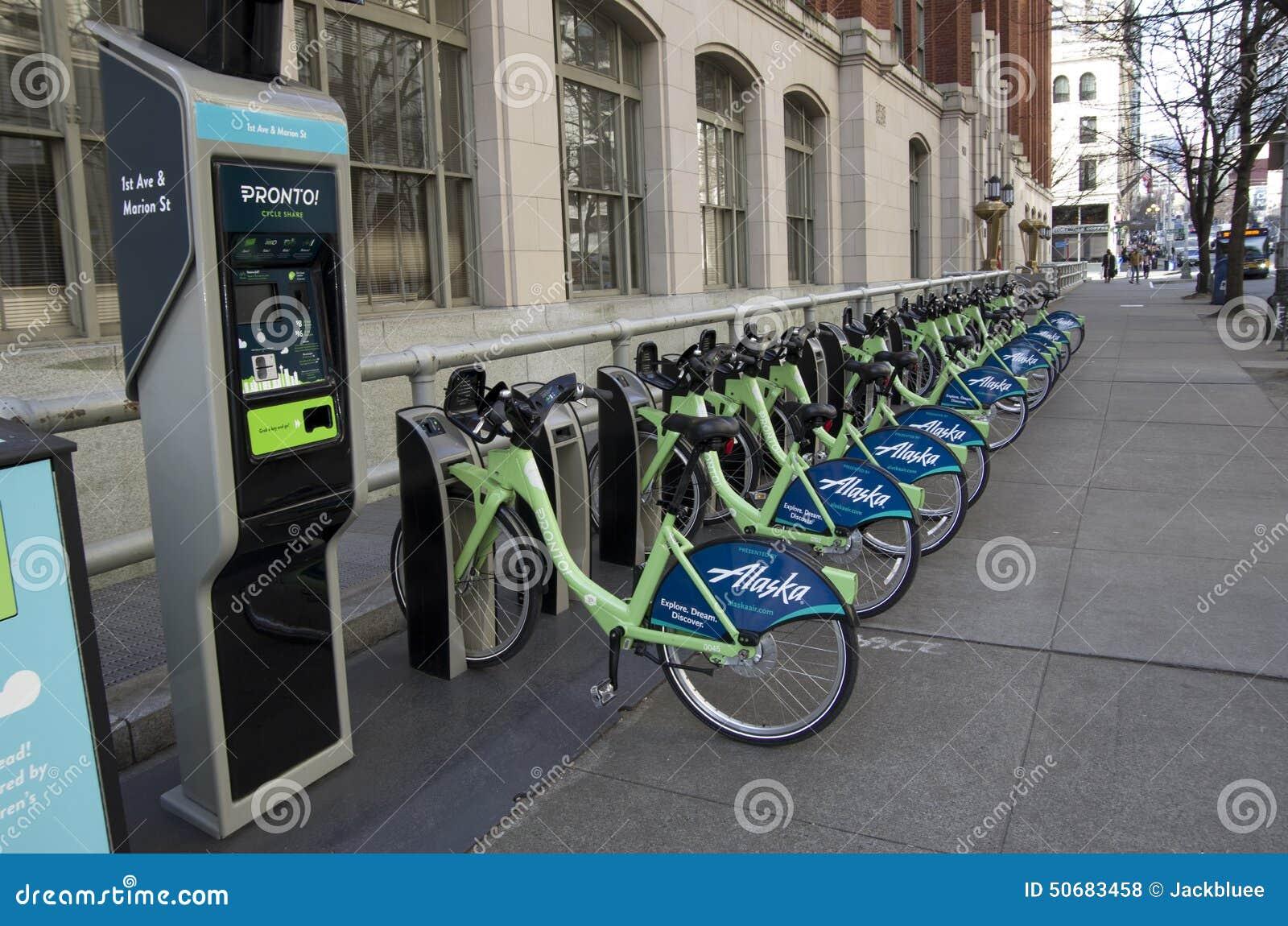 Download 公开街道自行车租务西雅图 编辑类库存照片. 图片 包括有 自行车骑士, 开始, 旅游业, 西雅图, 设施 - 50683458
