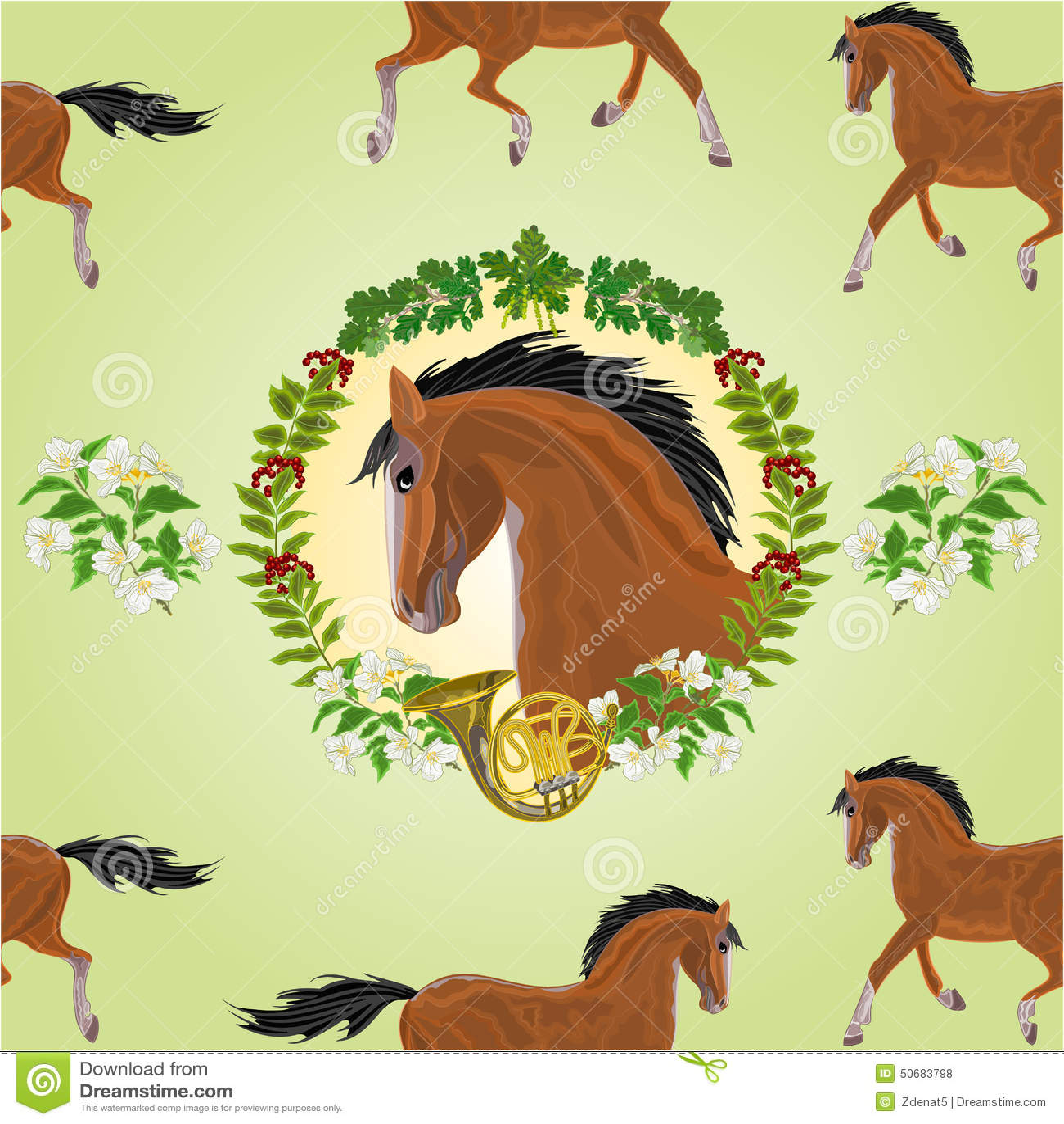 Download 公马传染媒介无缝的纹理布朗马头 向量例证. 插画 包括有 纸张, 敌意, 工厂, 图画, 小马, 设计, 栗子 - 50683798
