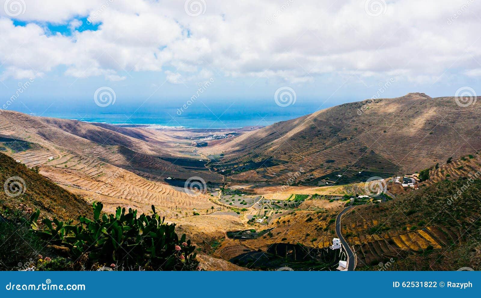 兰萨罗特岛landscaspe
