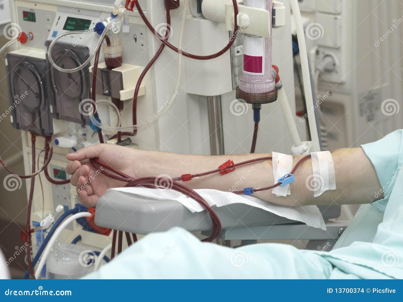 透析幫助了住院病人會議.圖片