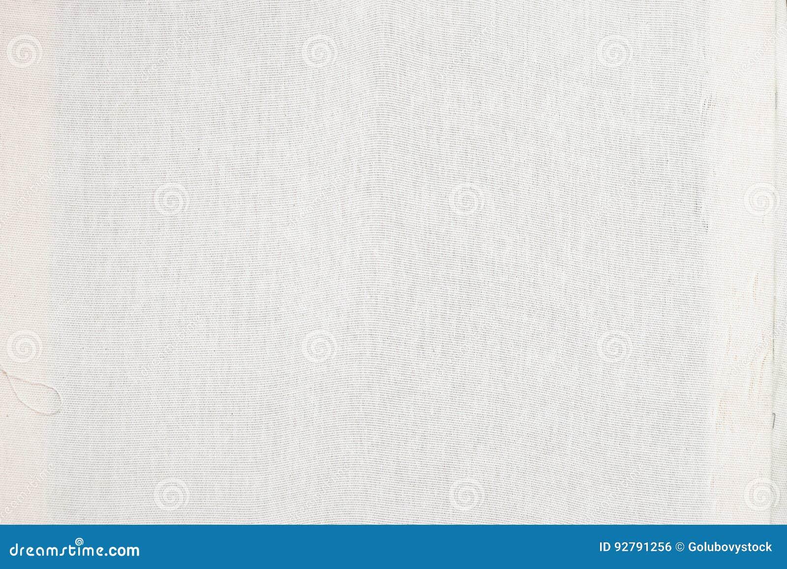 关闭白色布料材料纹理