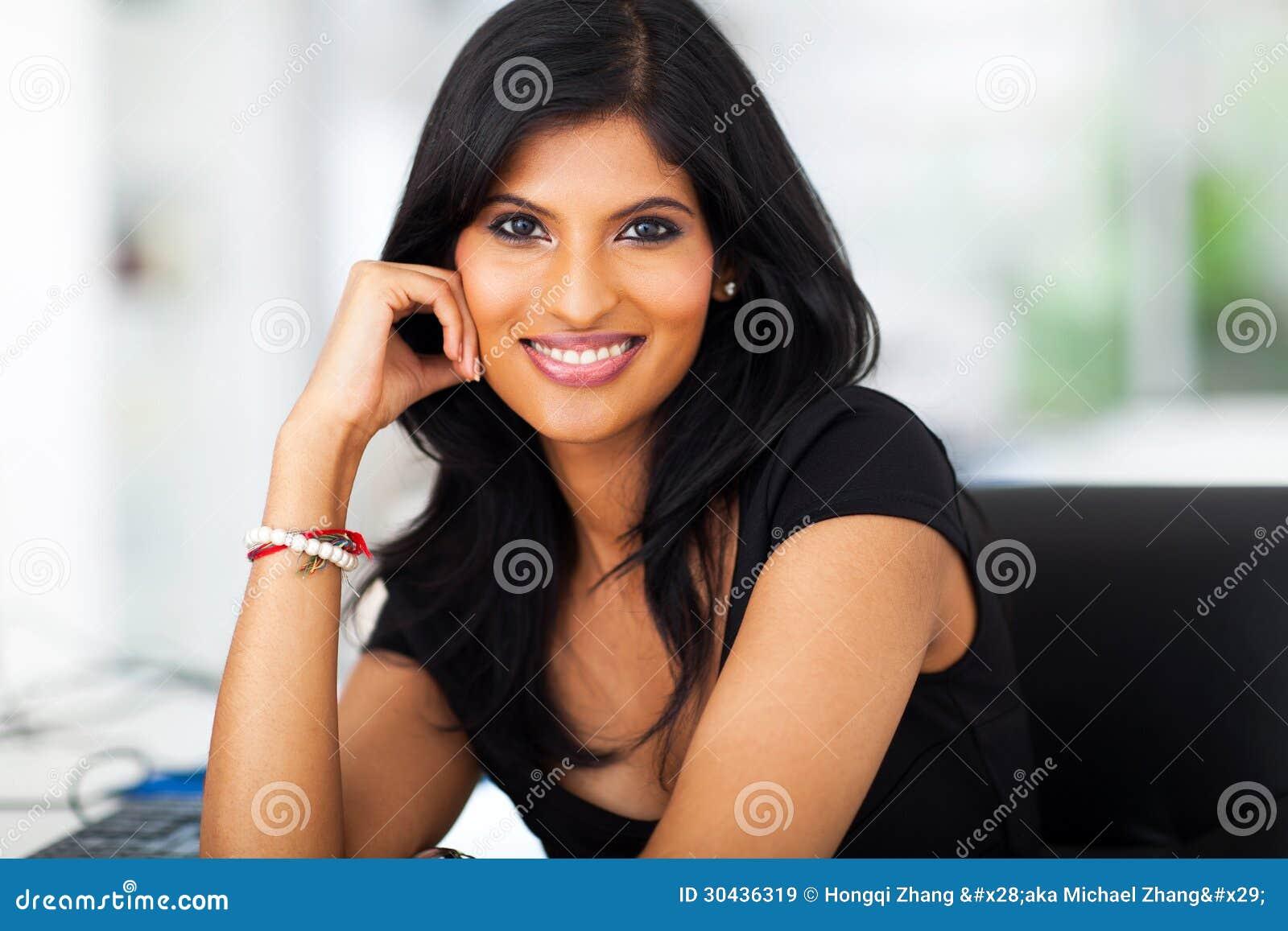 美丽的职业妇女