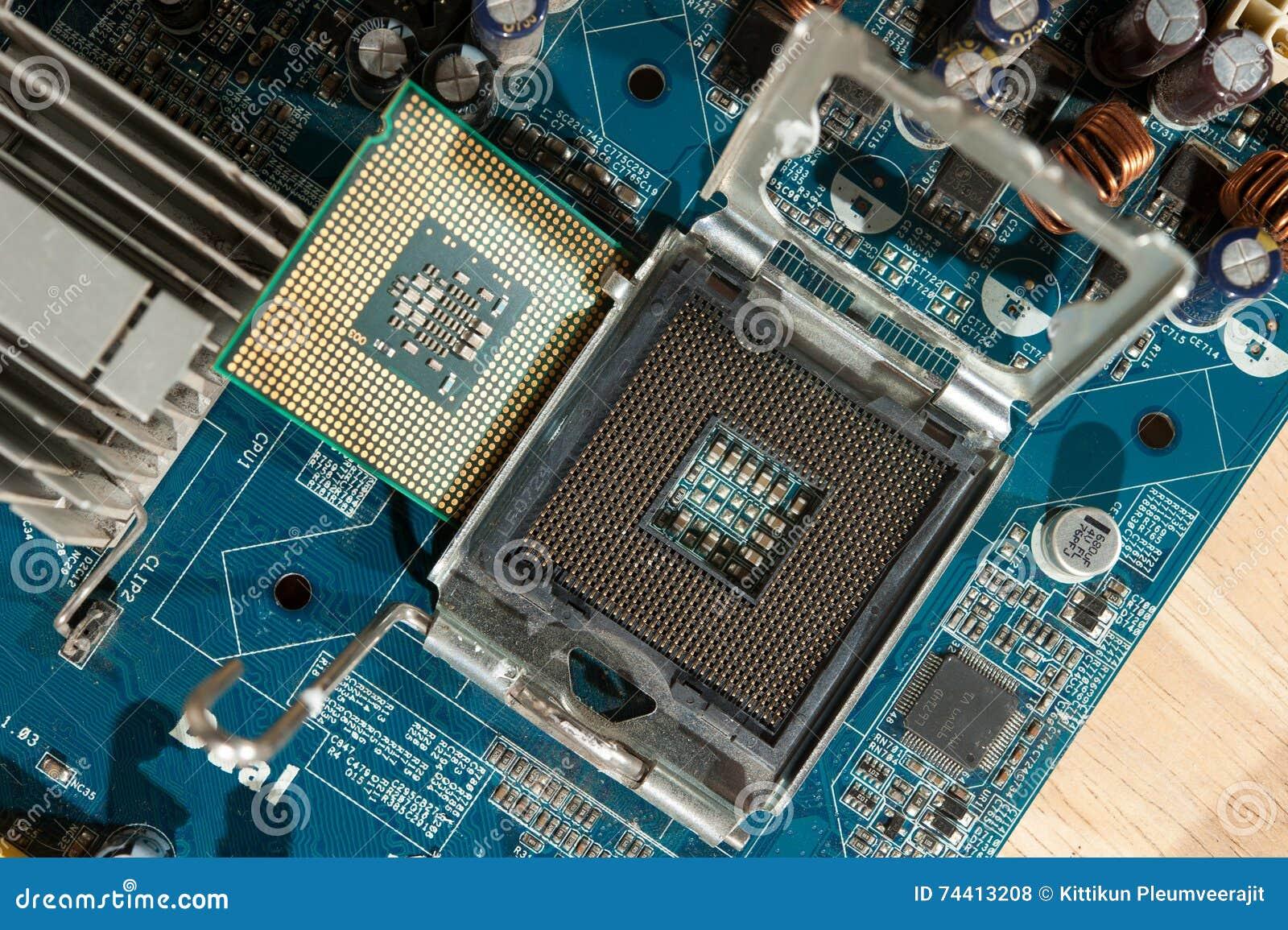 关闭CPU插口