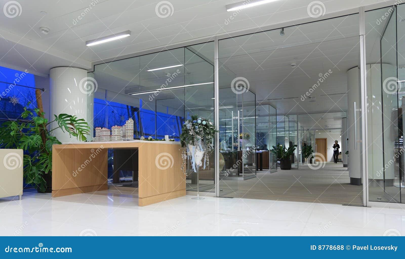 内部办公室