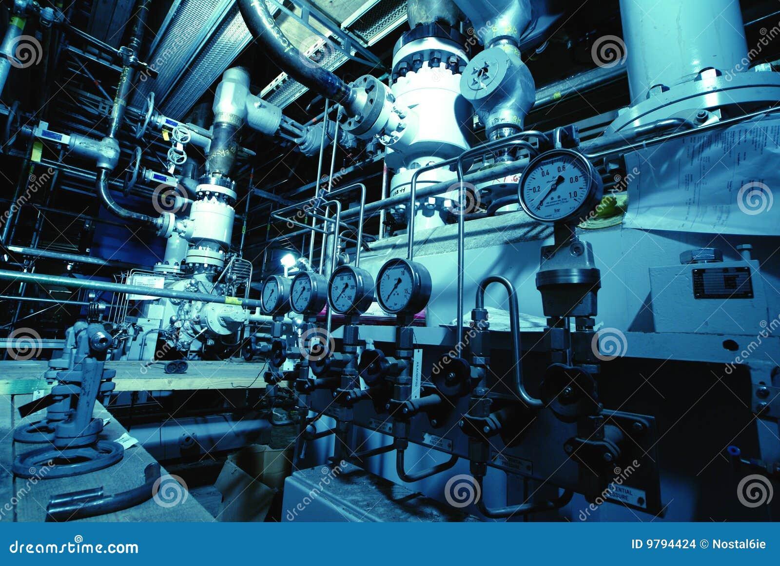 内部工厂处理水