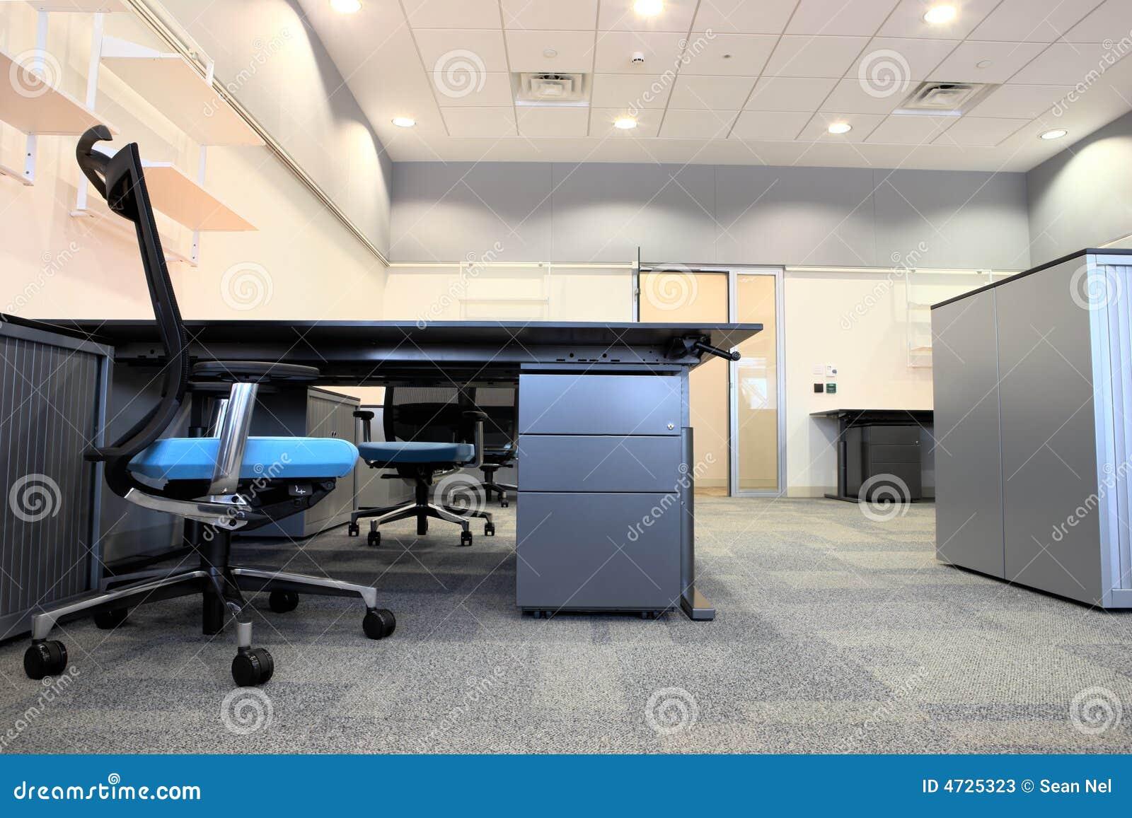 内部新的办公室