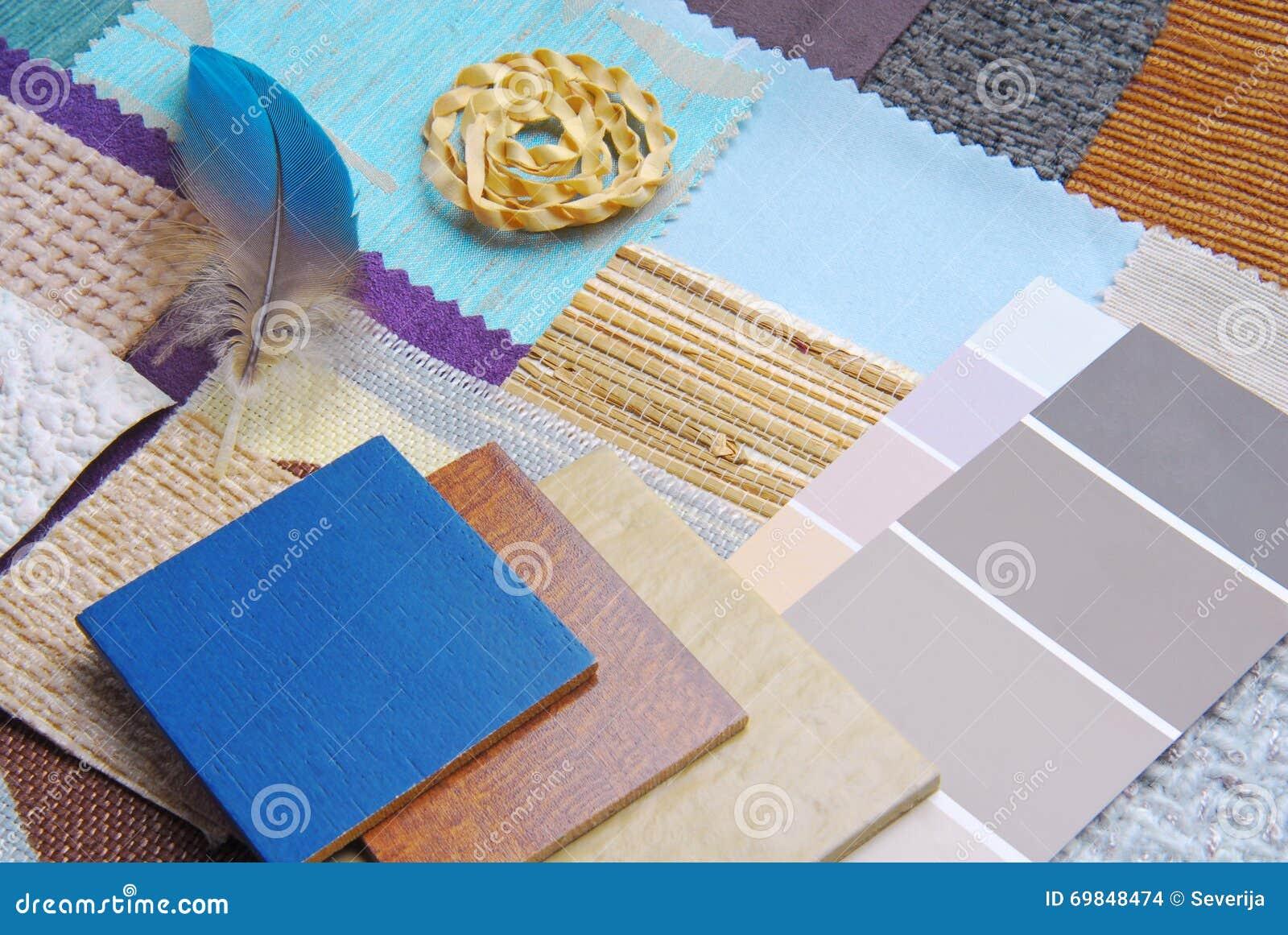 内部的颜色和谐