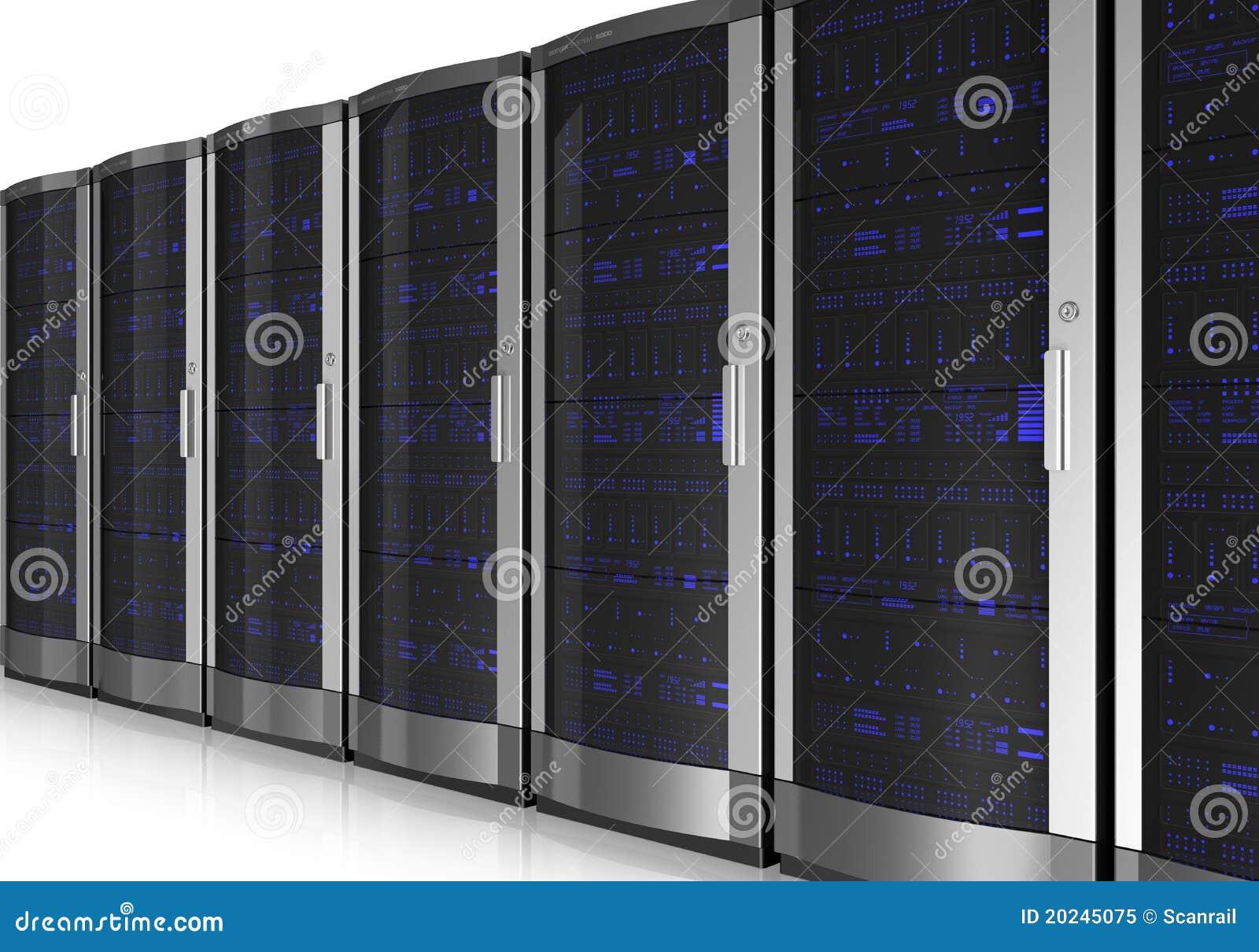 内部空间服务器