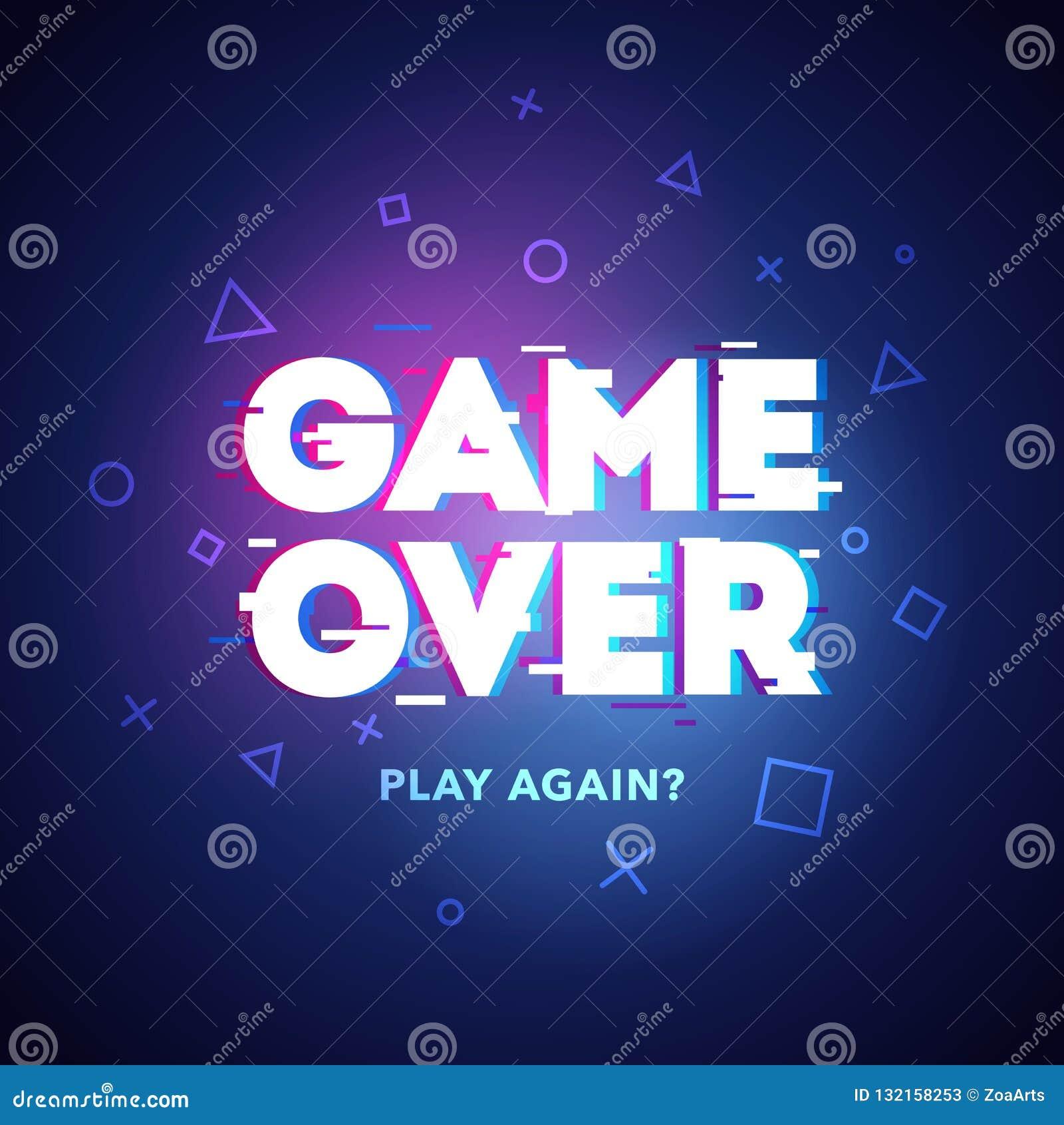 再传染媒介例证文字游戏过的戏剧在网络噪声小故障设计 对比赛,横幅,网页 三种颜色半转移