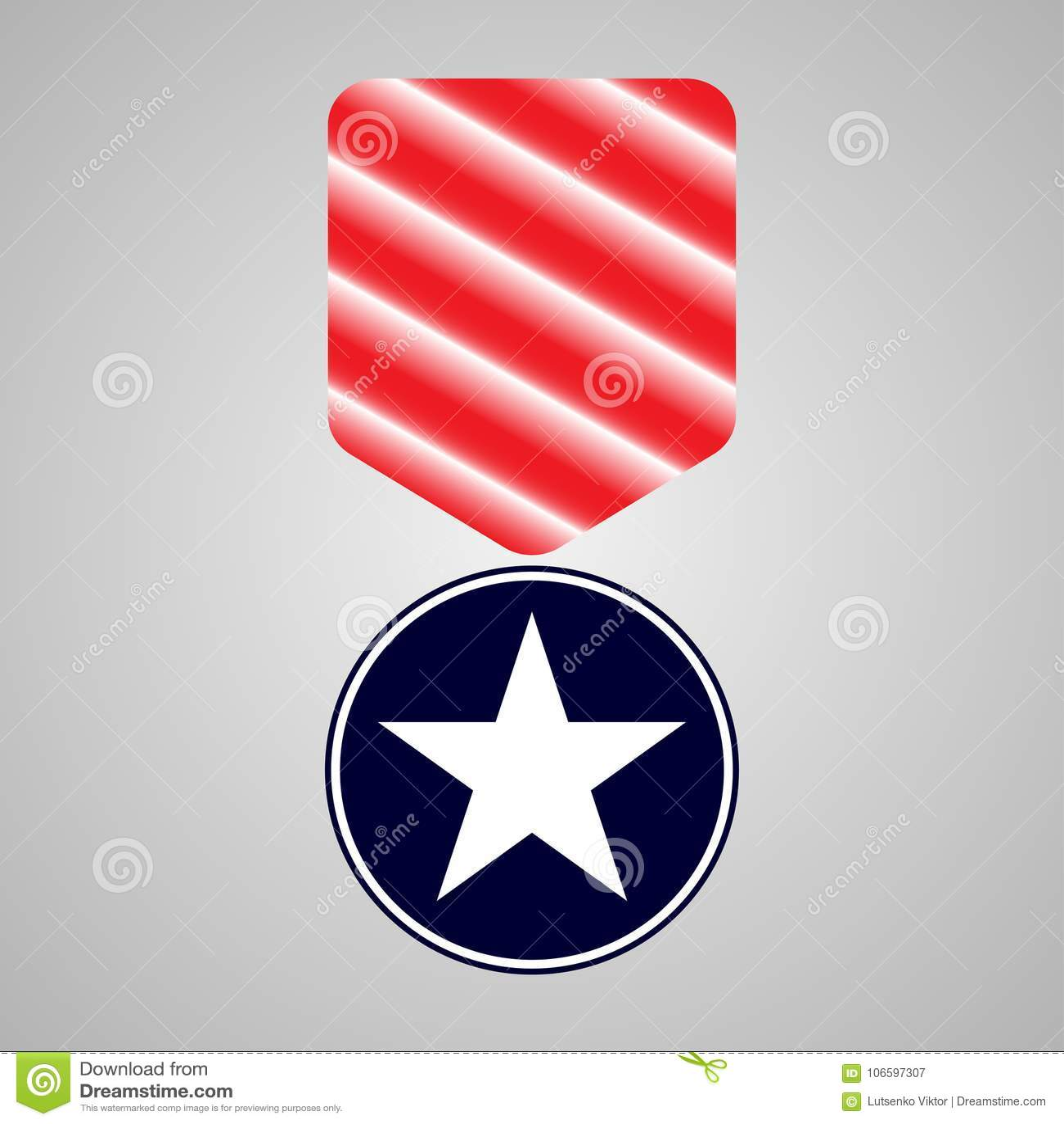 军事奖牌 退伍军人日